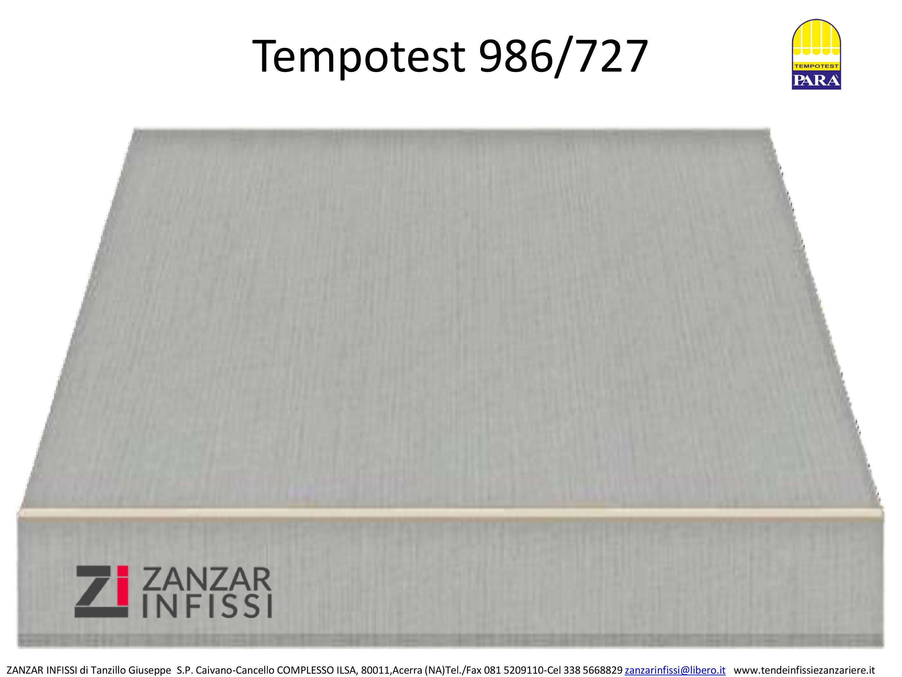 Tempotest 986/727