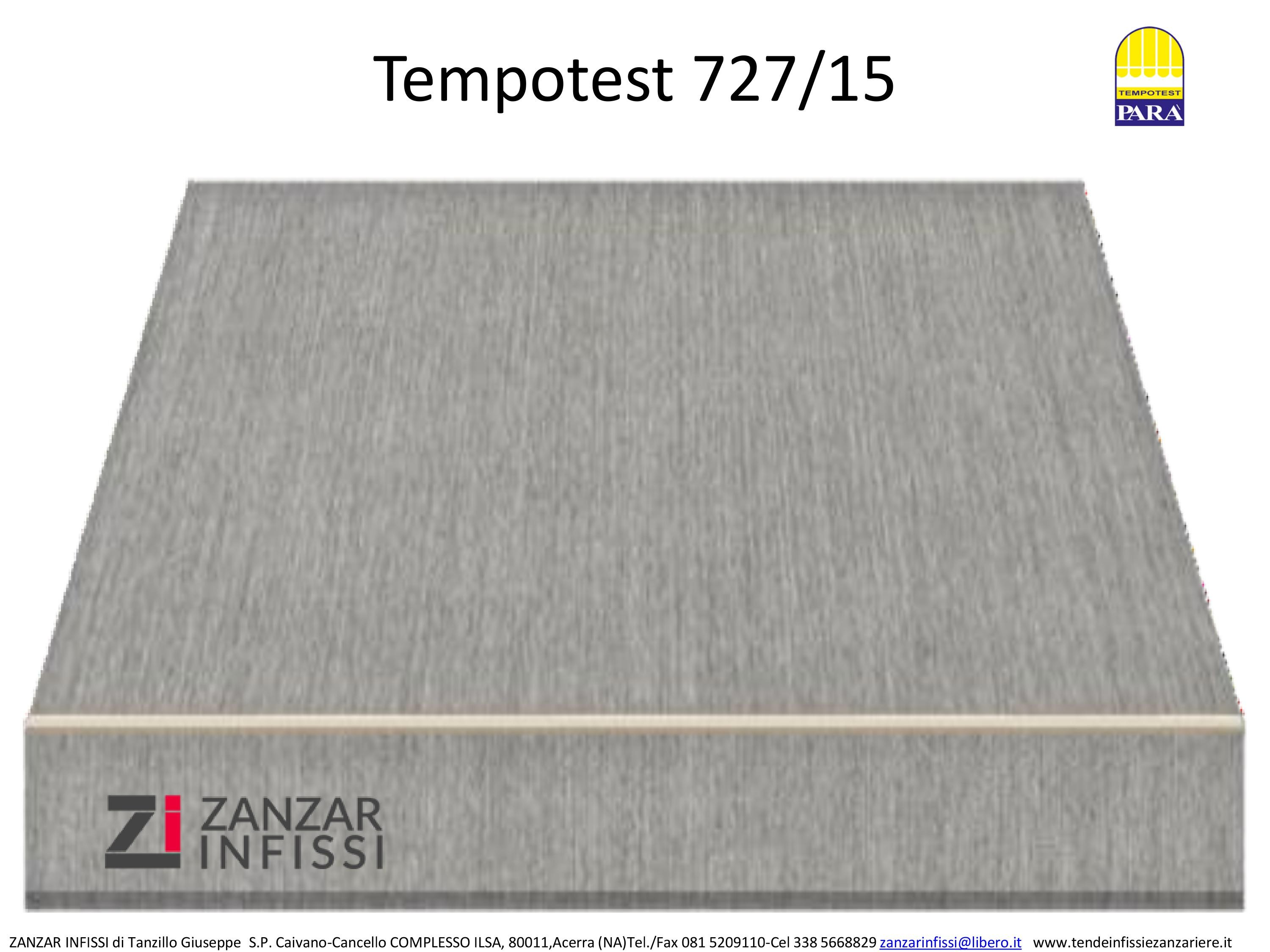 Tempotest 727/15