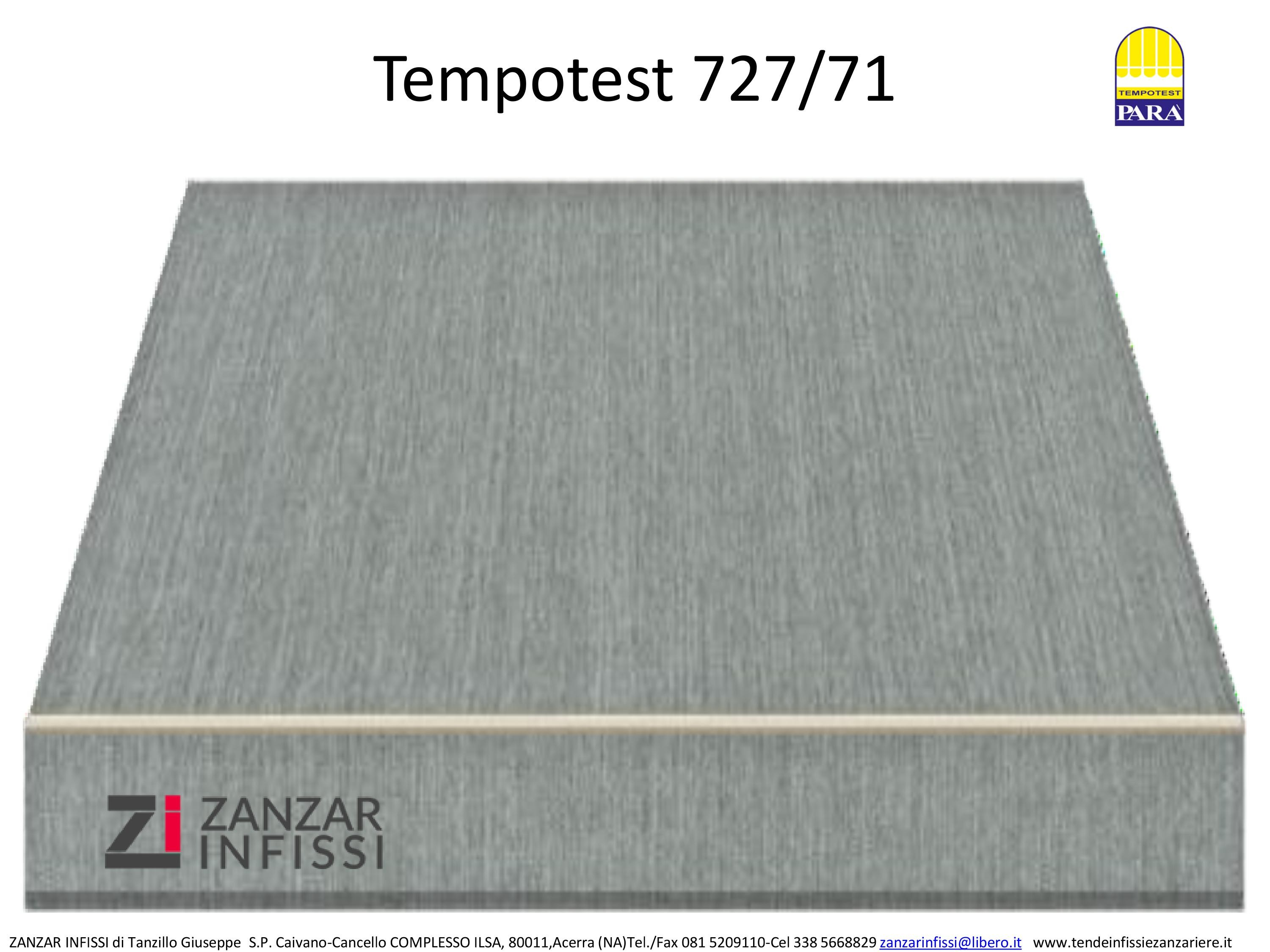 Tempotest 727/71