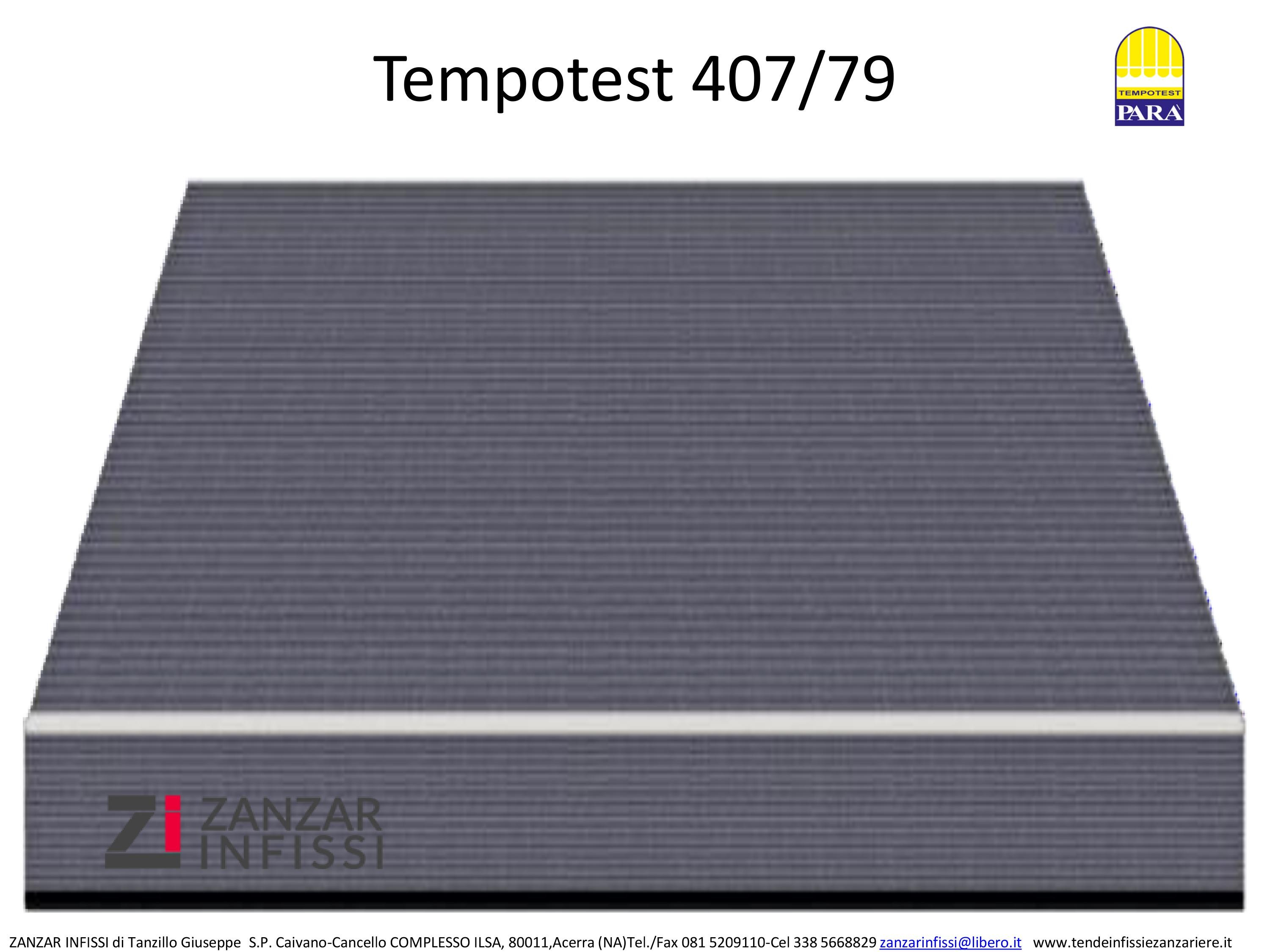 Tempotest 407/79