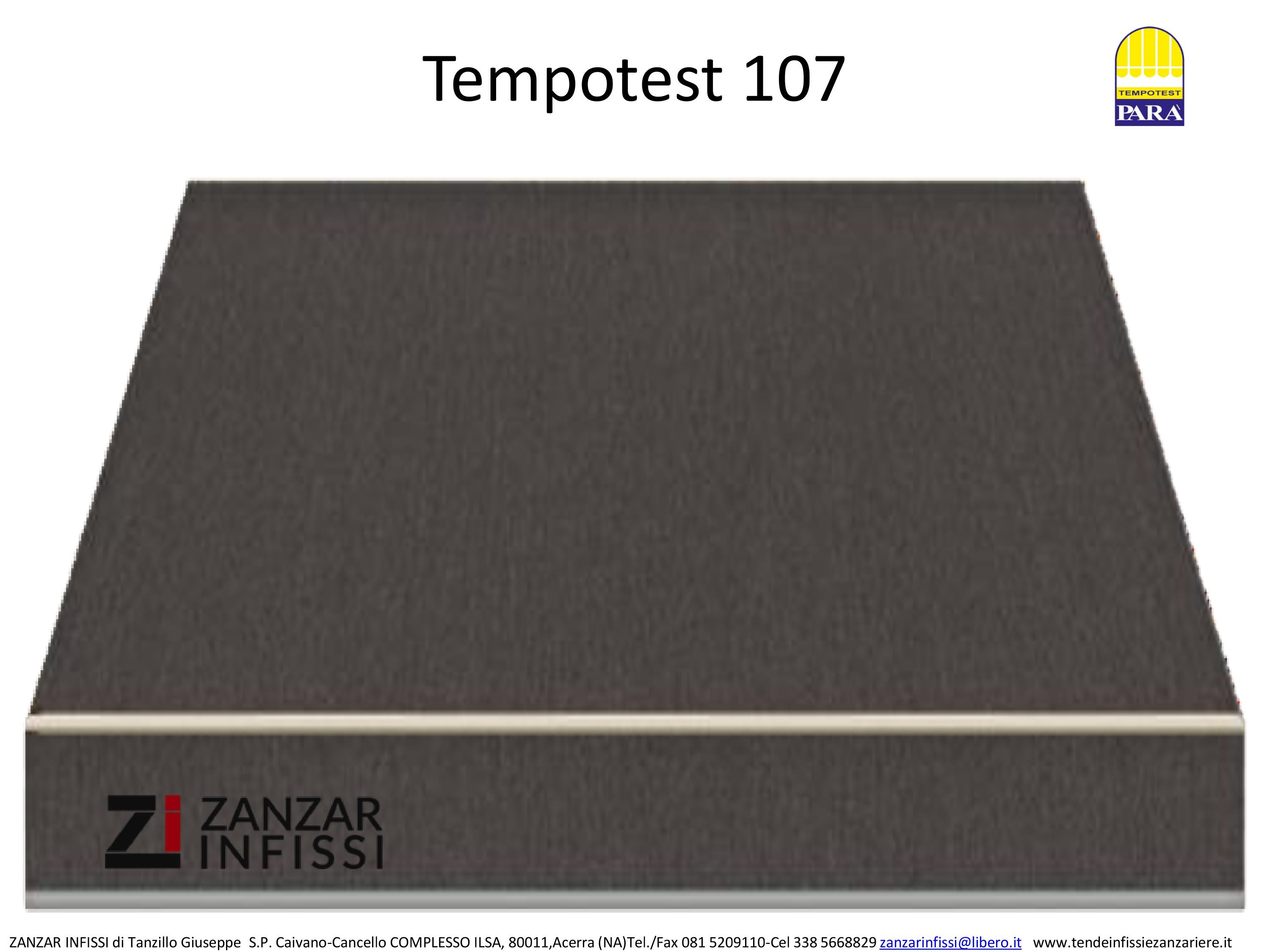 Tempotest 107