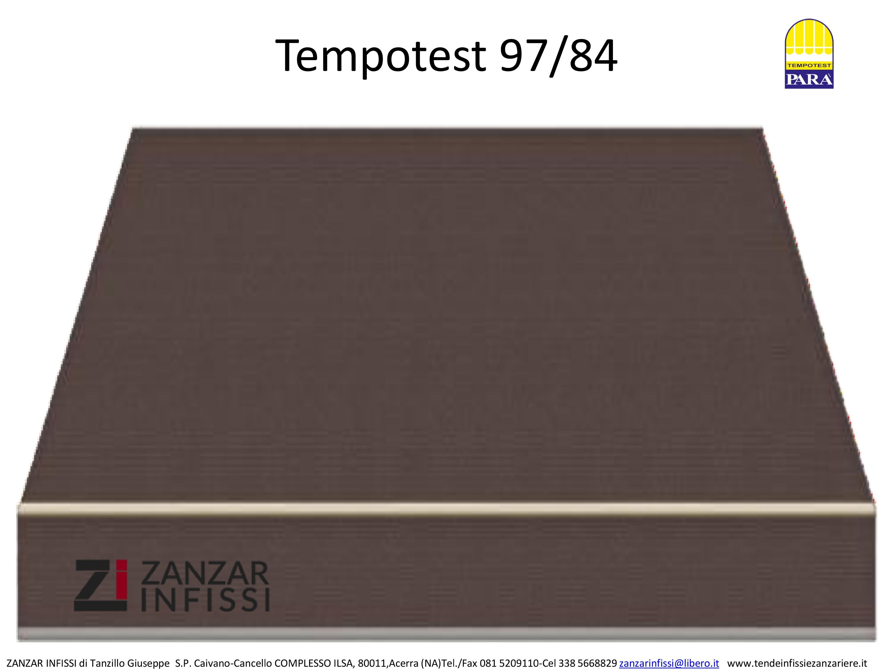 Tempotest 97/84