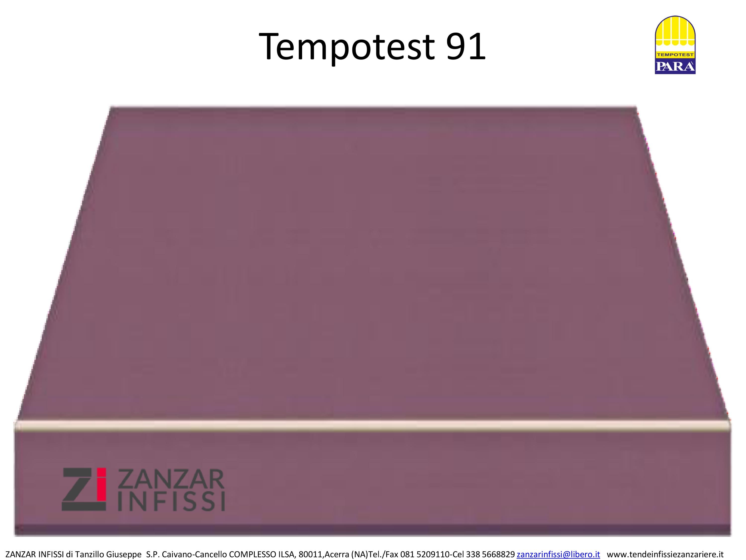 Tempotest 91