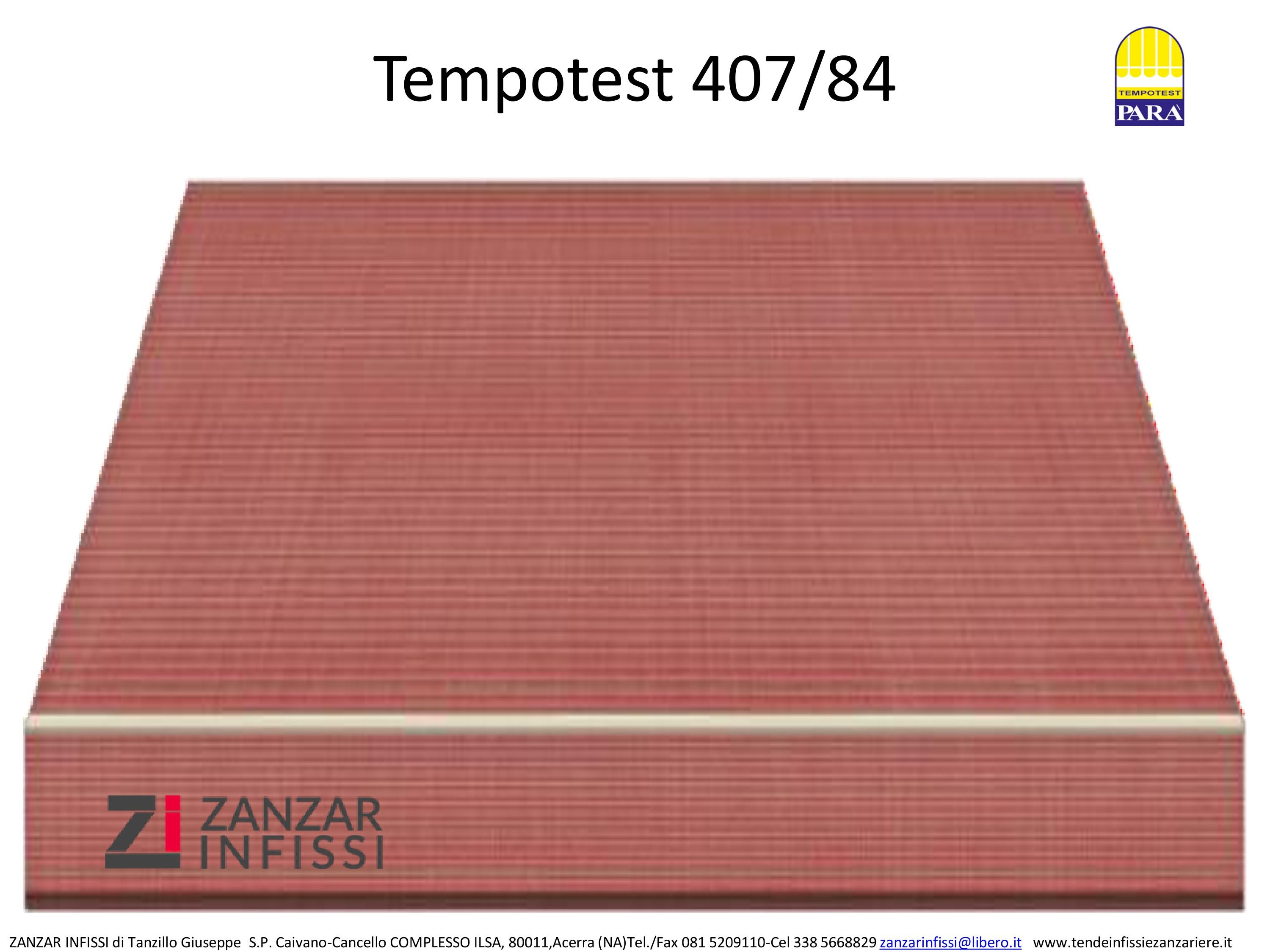 Tempotest 407/84