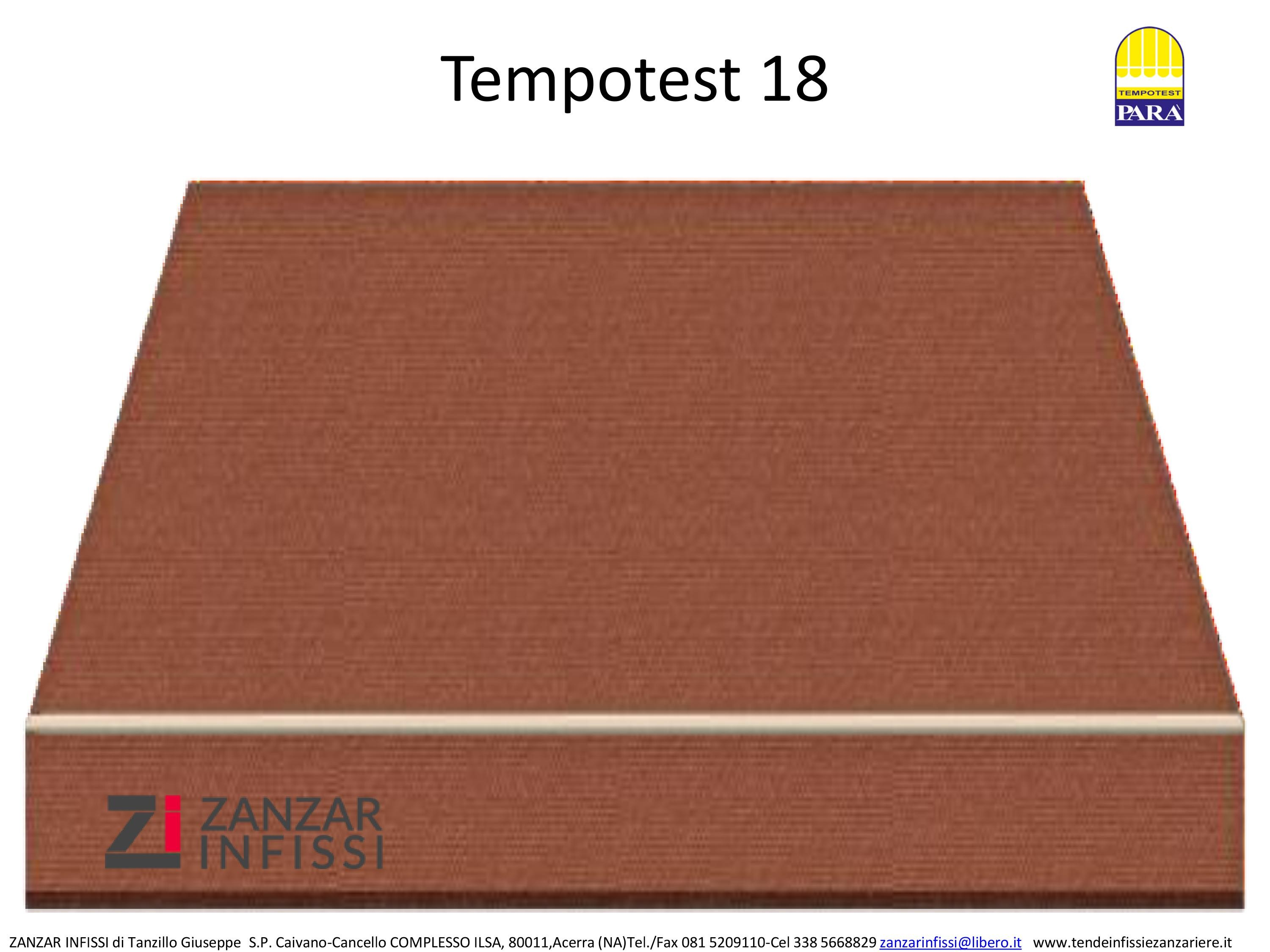 Tempotest 18