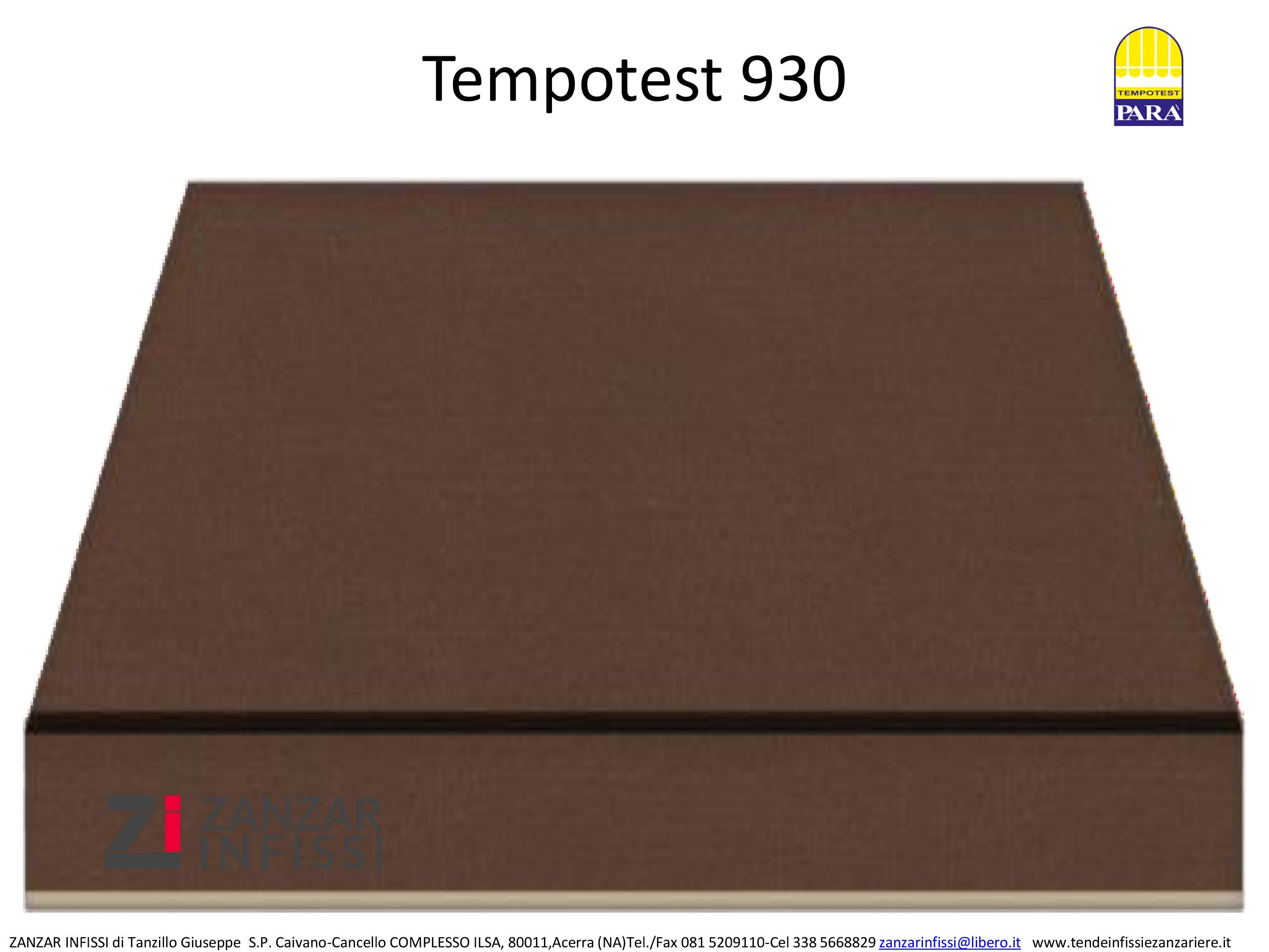 Tempotest 930