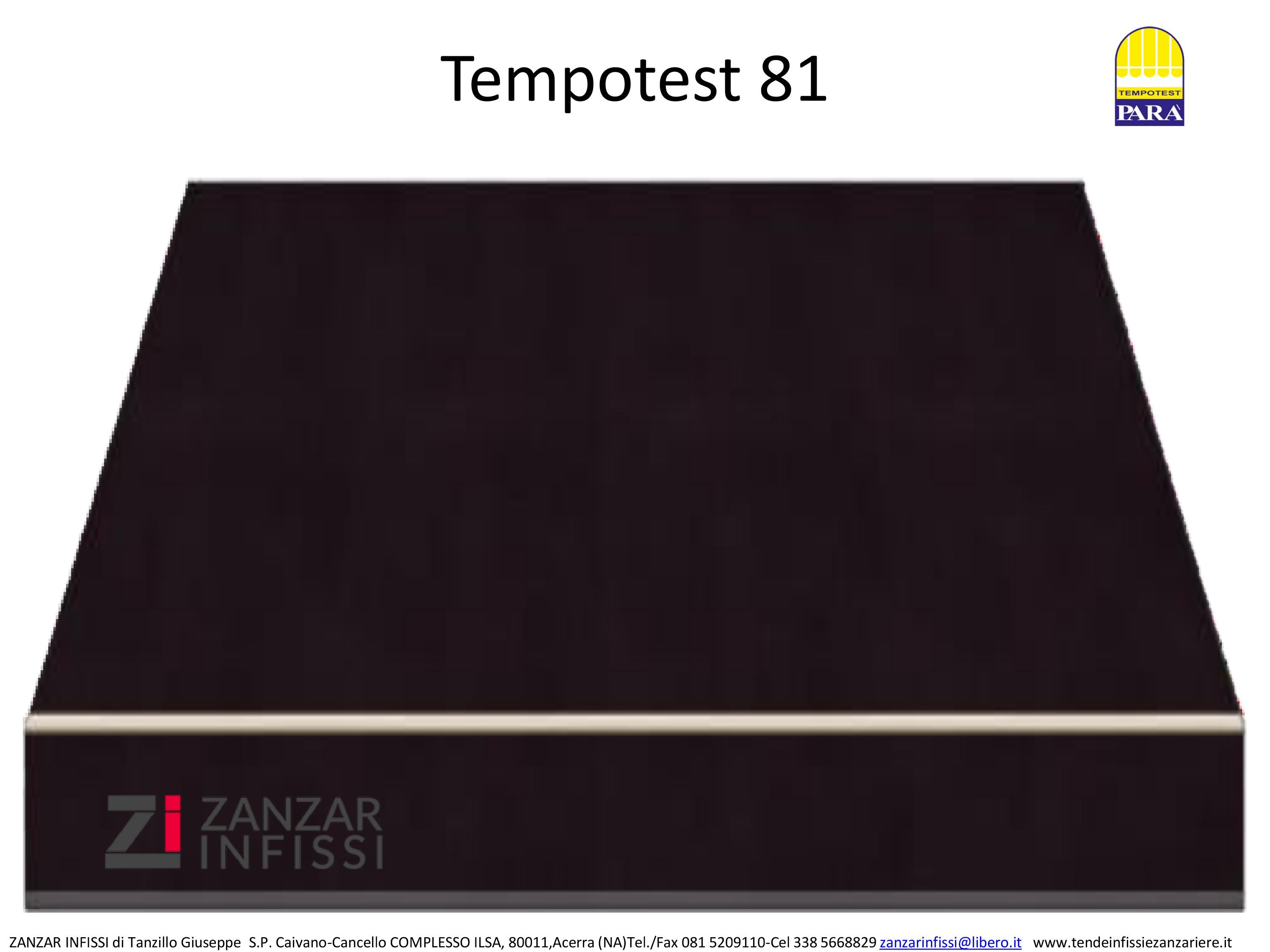 Tempotest 81