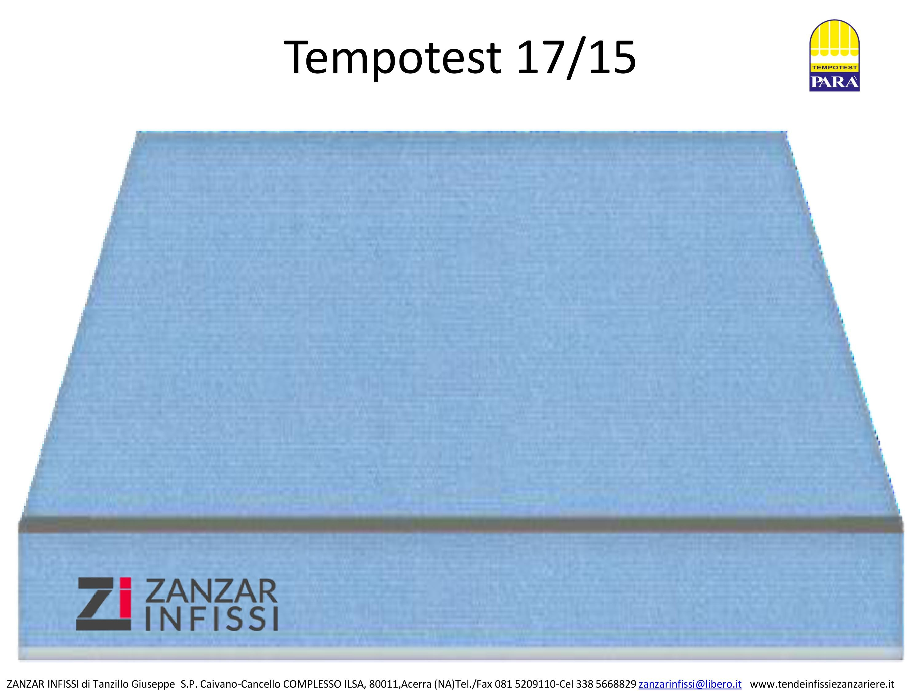 Tempotest 17/15