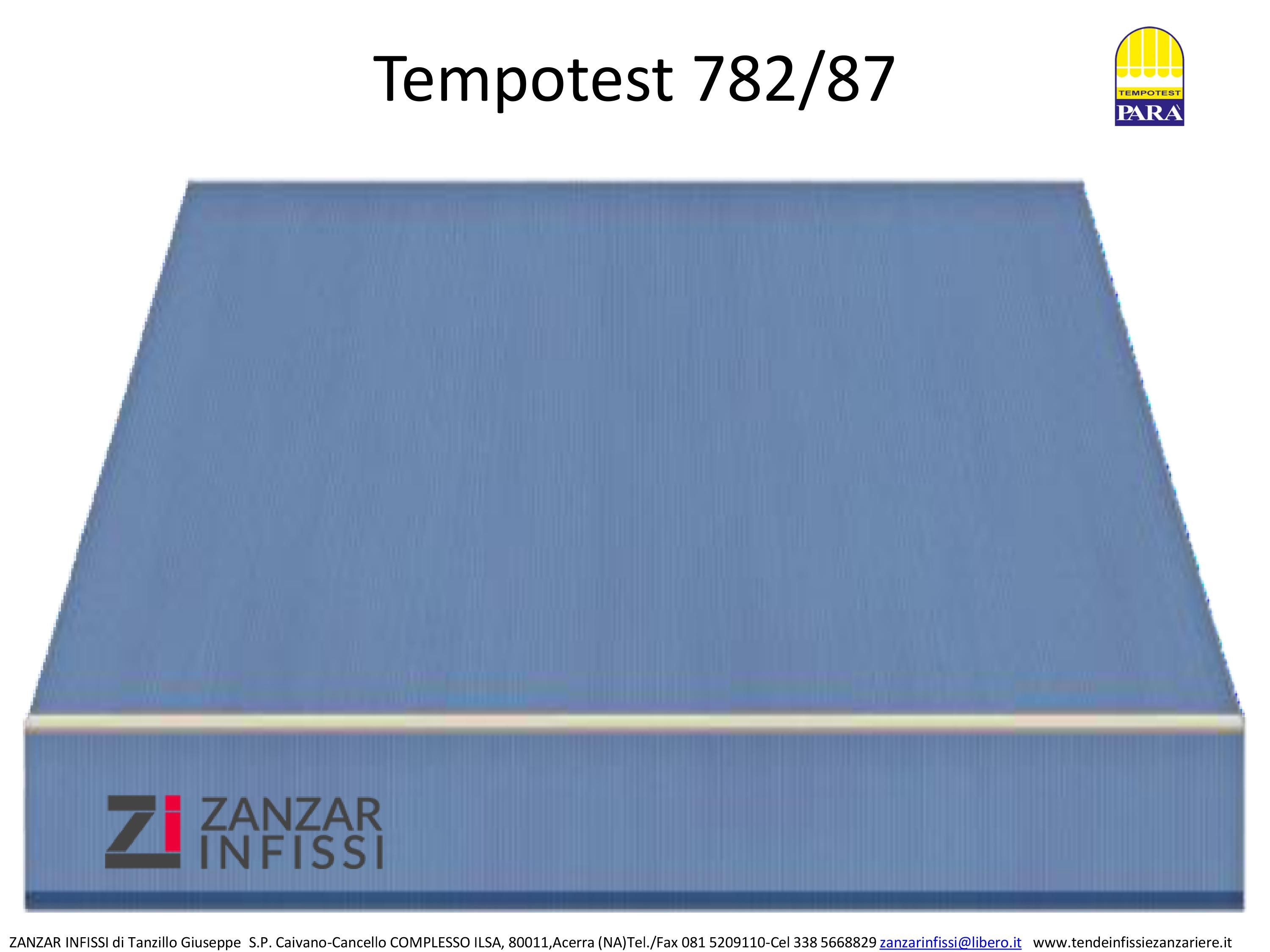 Tempotest 782/87