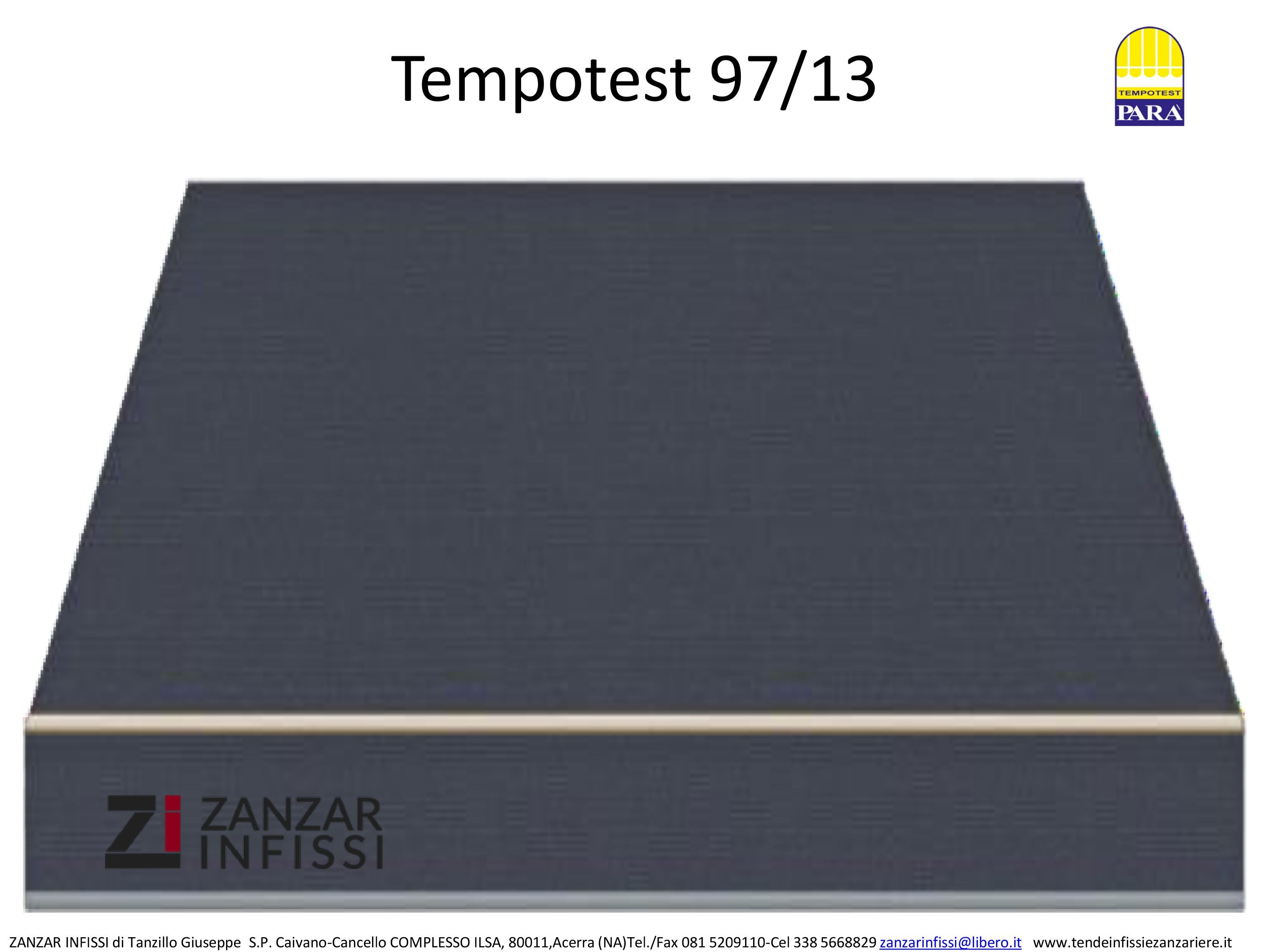 Tempotest 97/13
