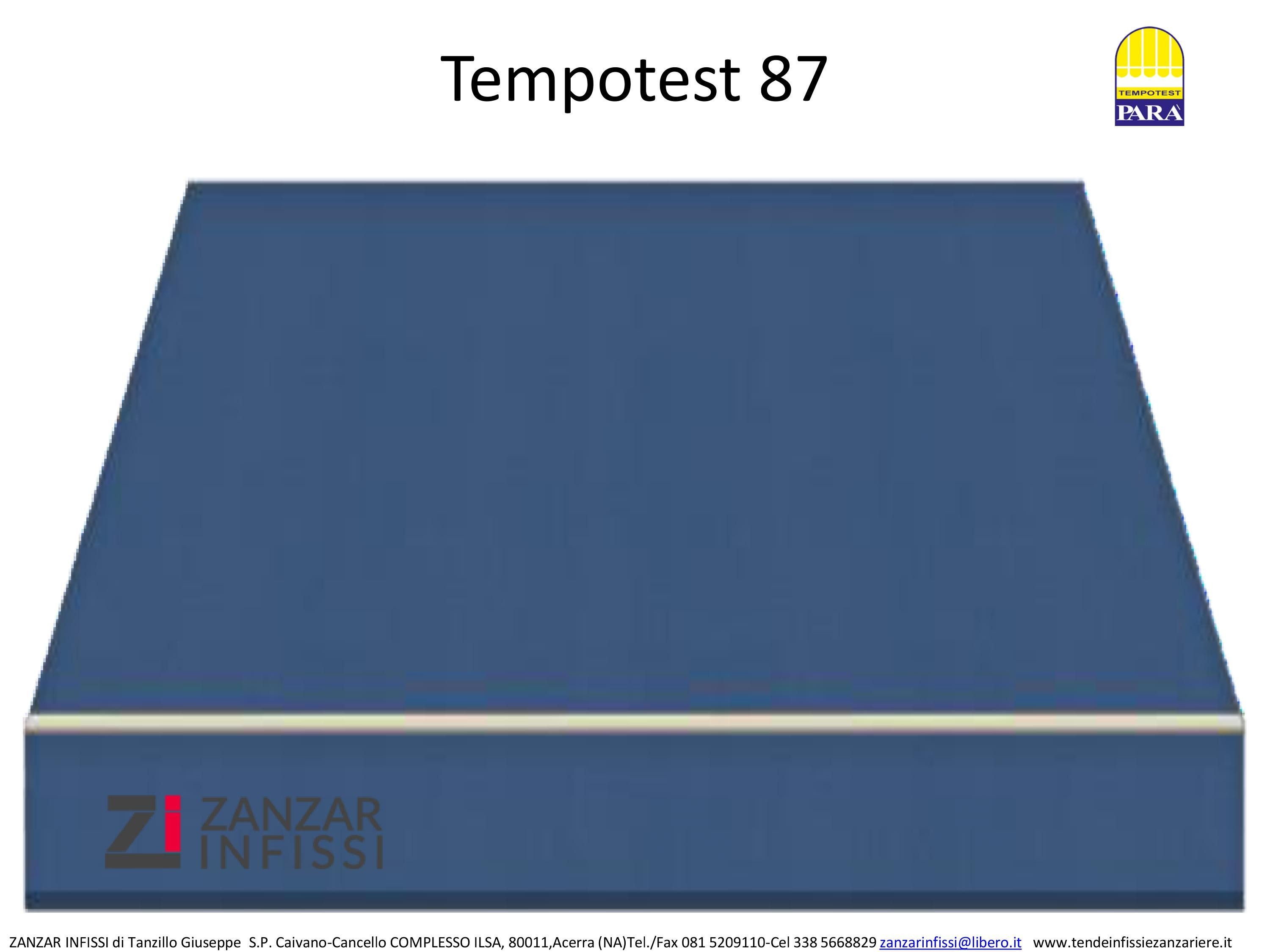 Tempotest 87