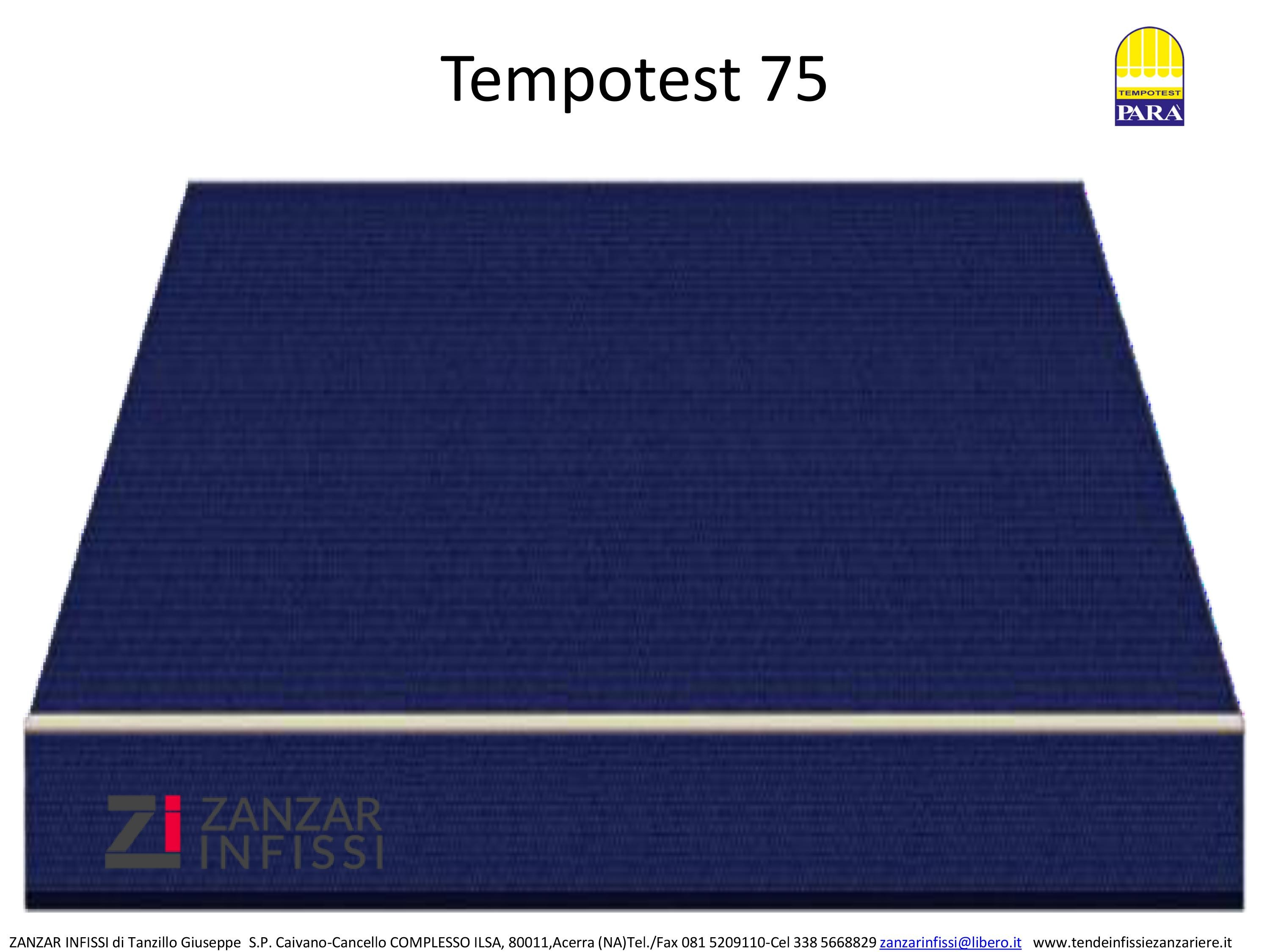 Tempotest 75