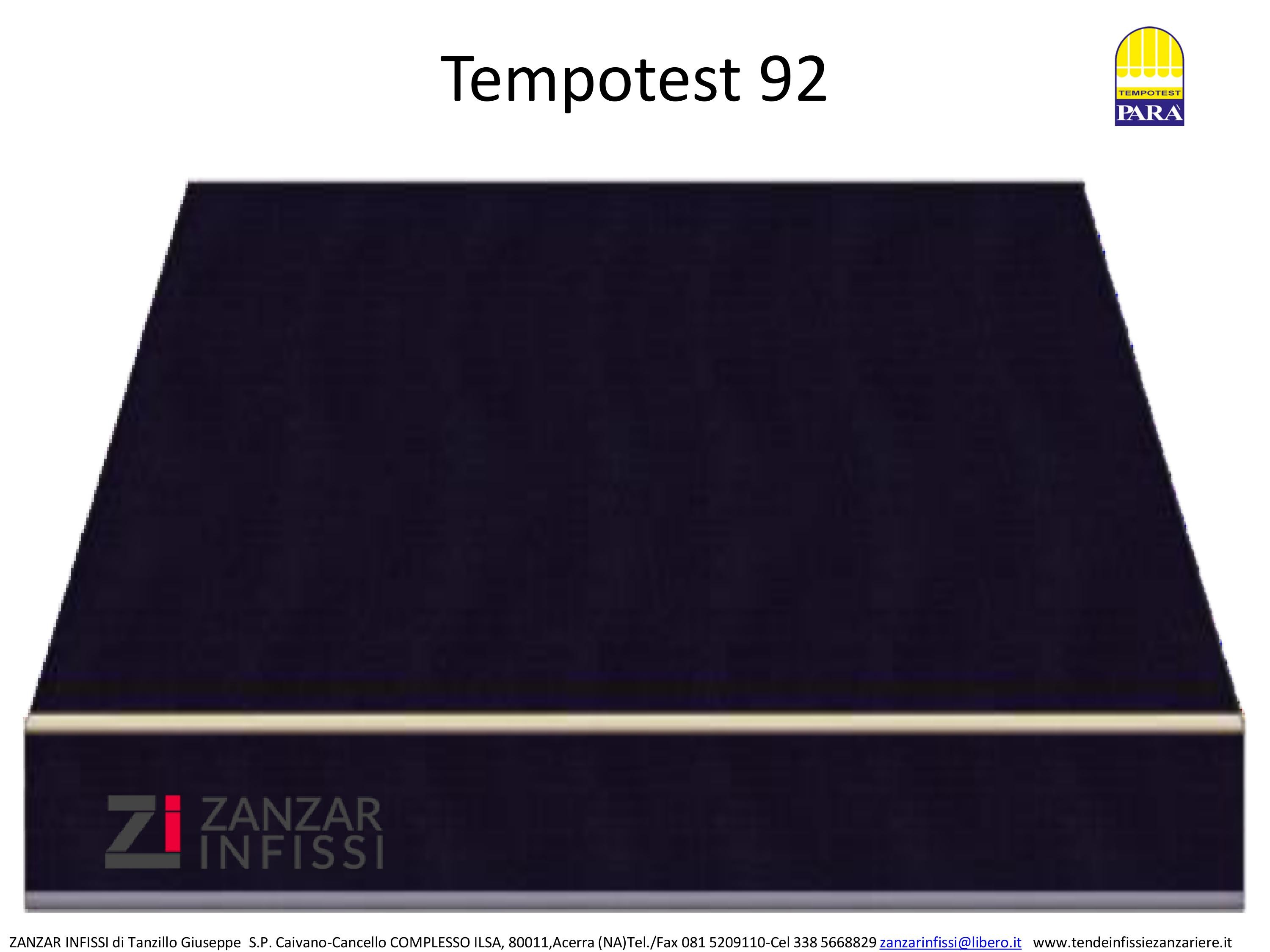 Tempotest 92