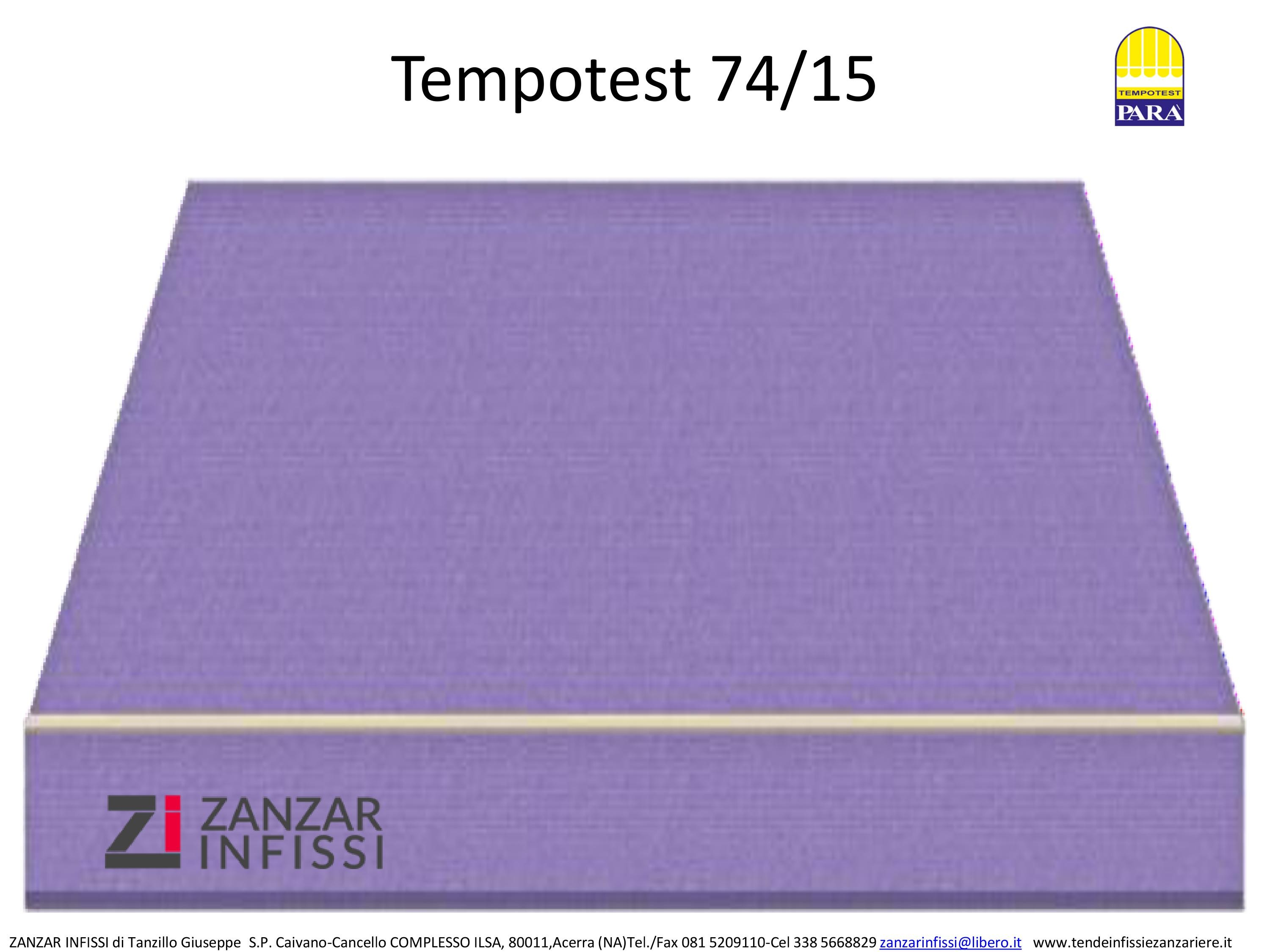 Tempotest 74/15