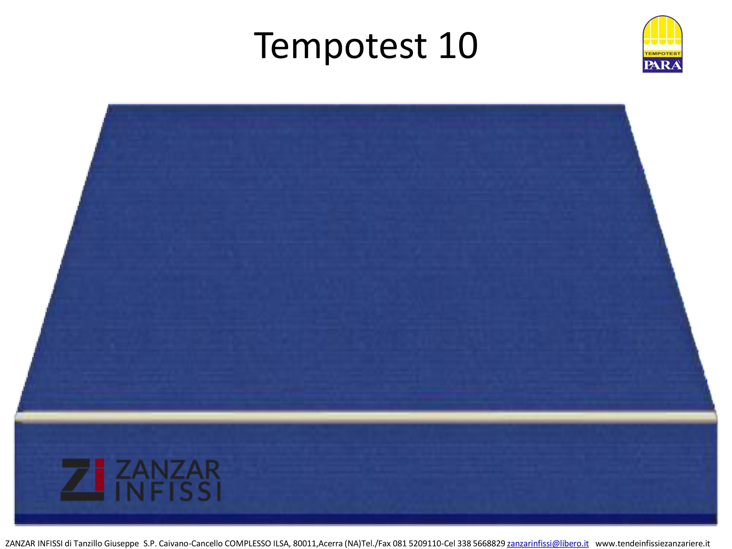 Tempotest 10