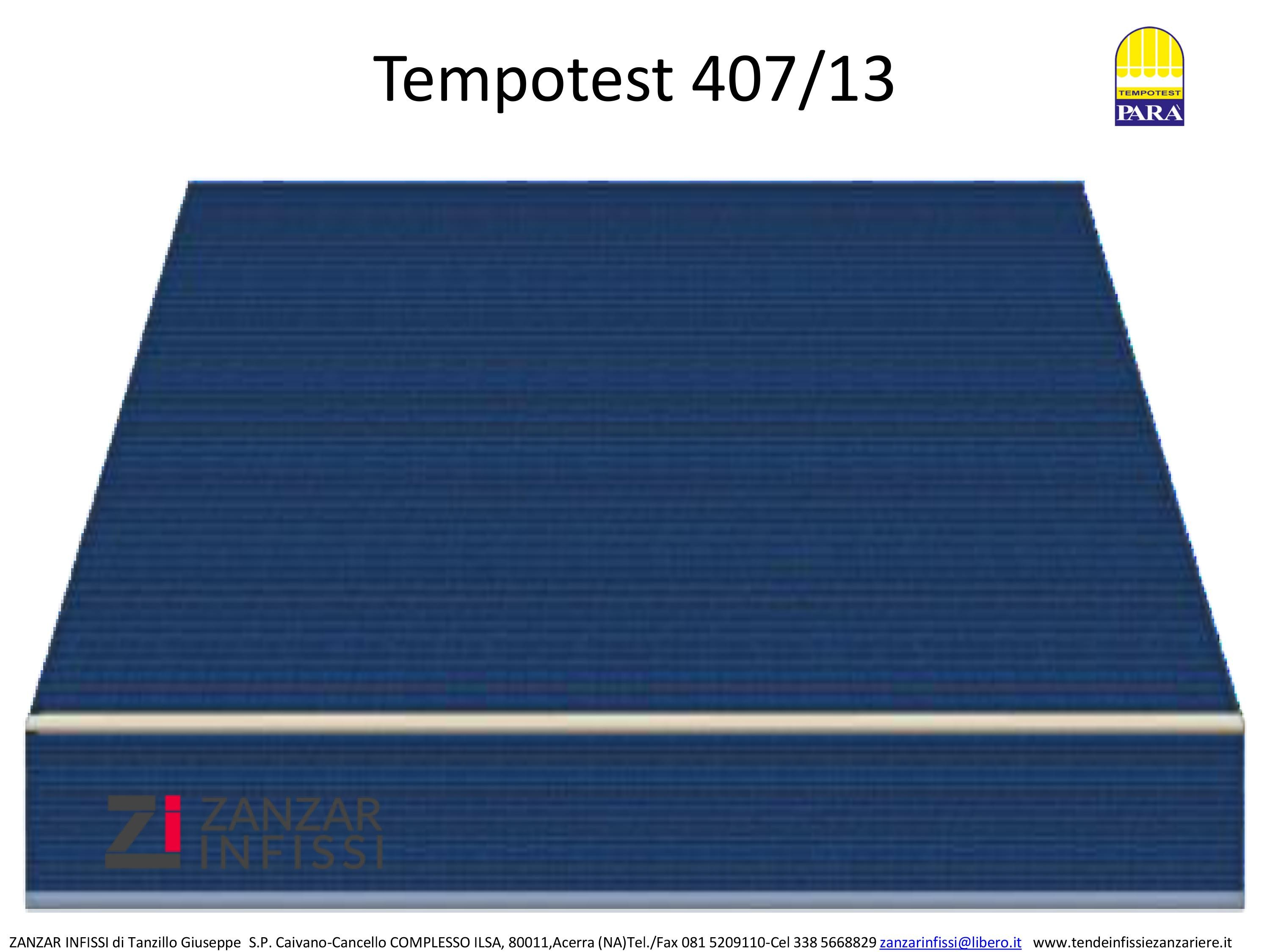 Tempotest 407/13