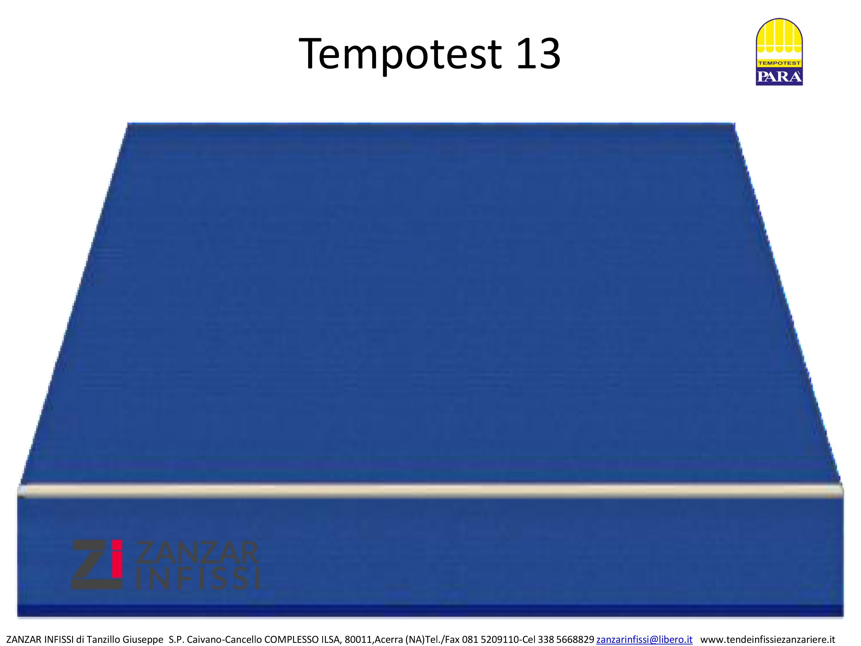Tempotest 13