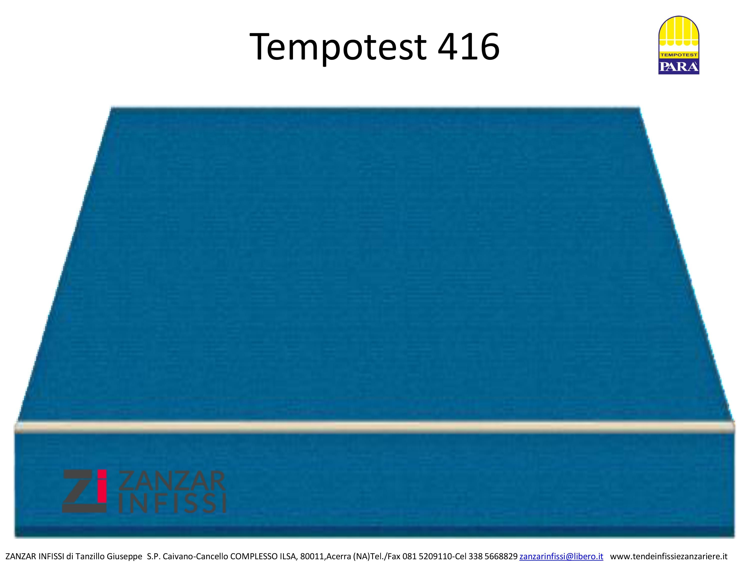 Tempotest 416