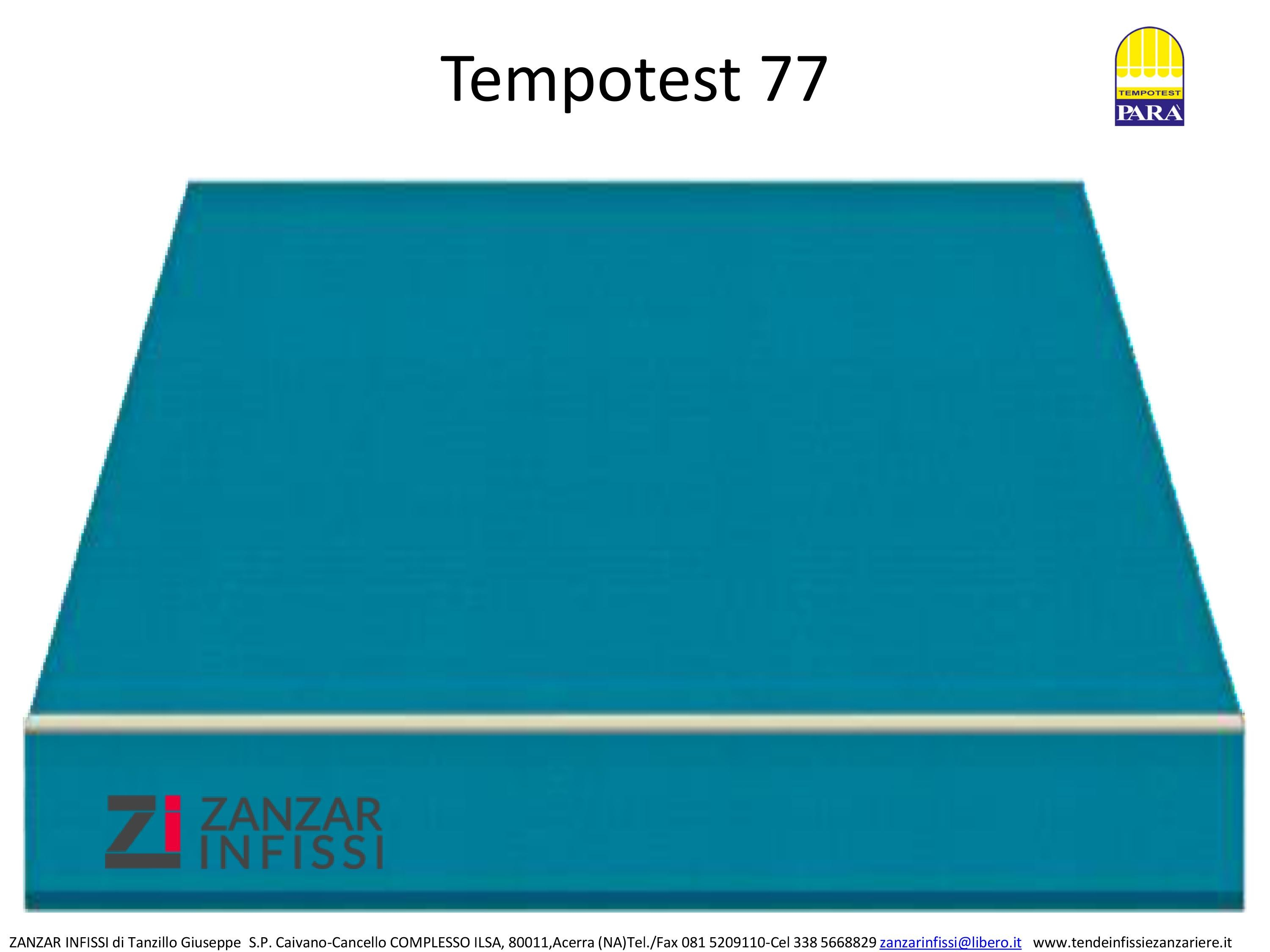 Tempotest 77