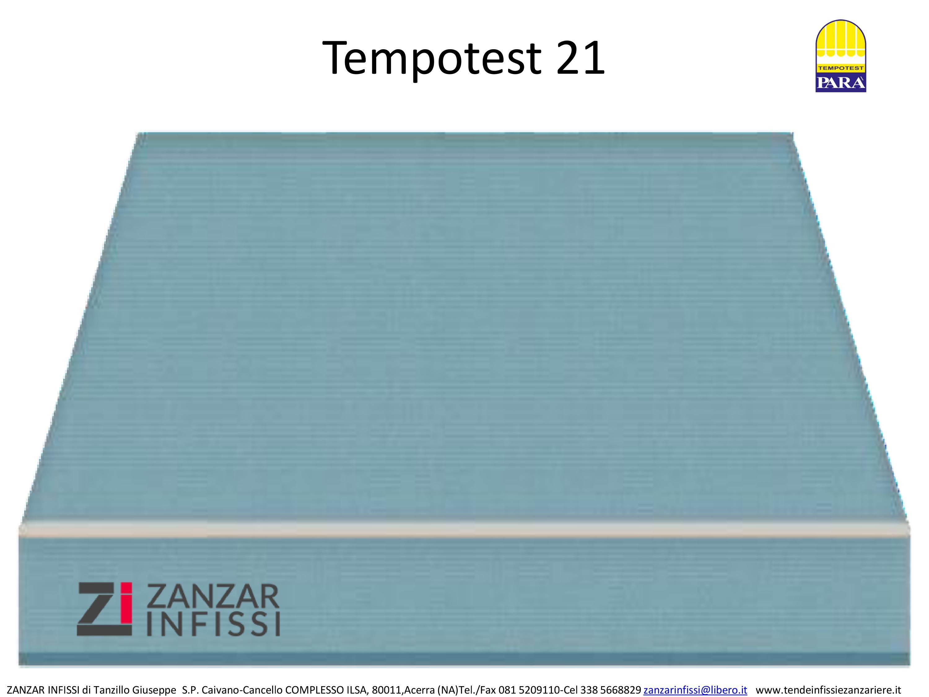 Tempotest 21