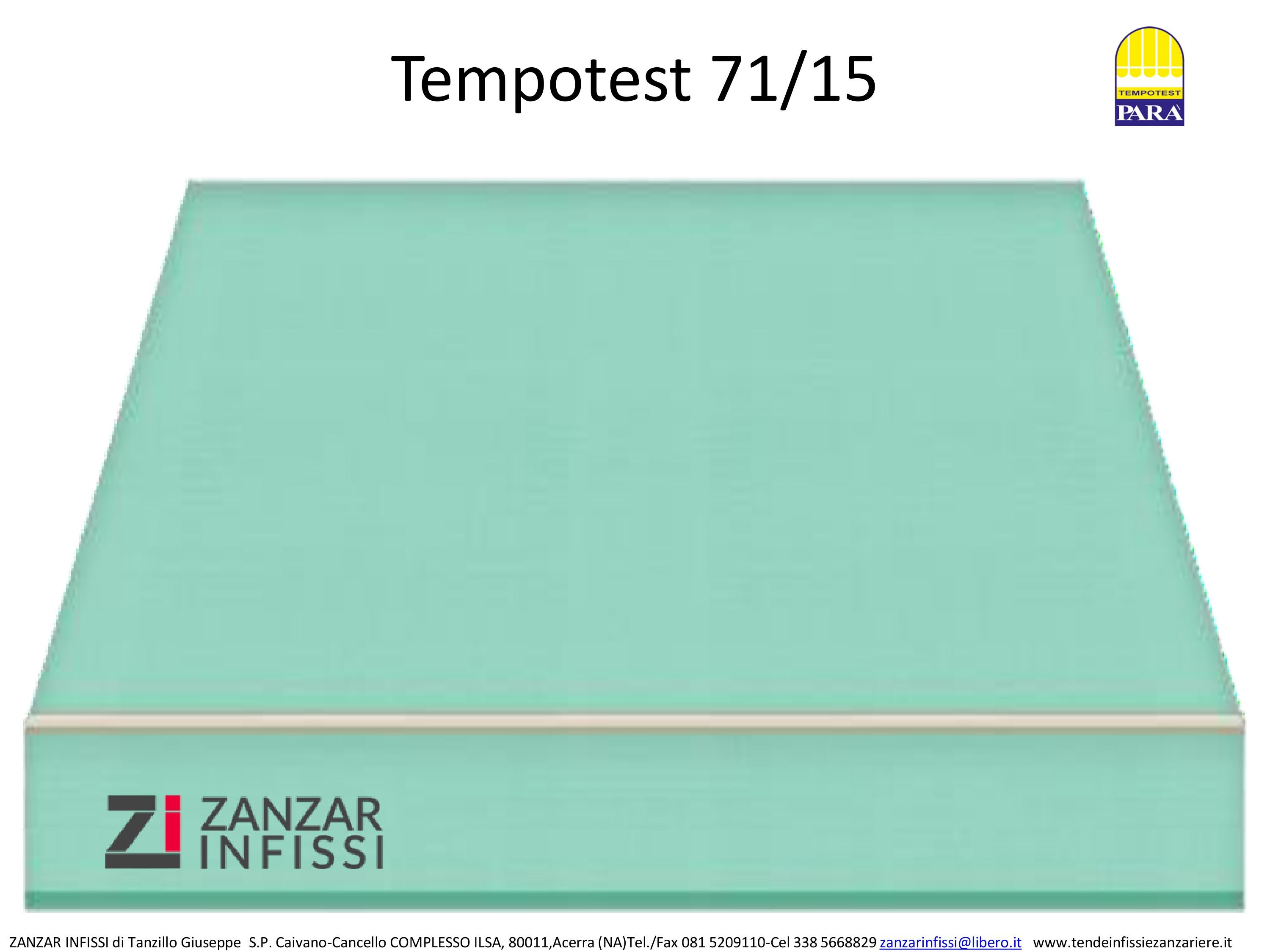 Tempotest 71/15