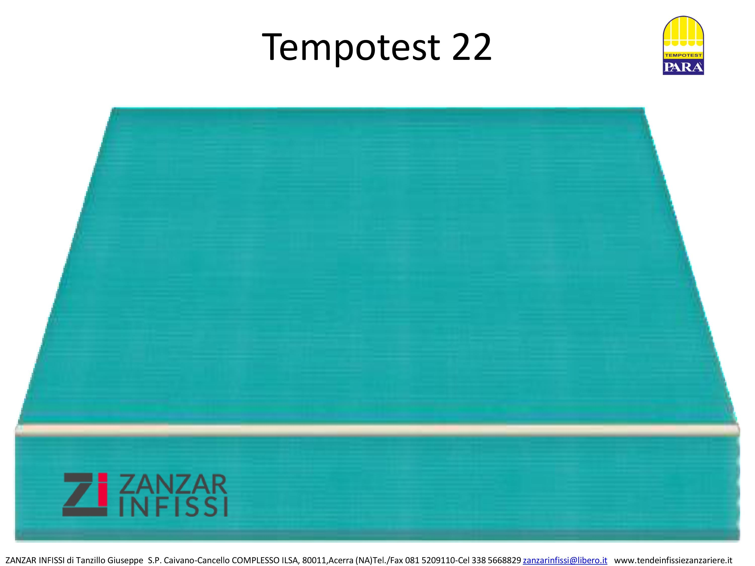 Tempotest 22