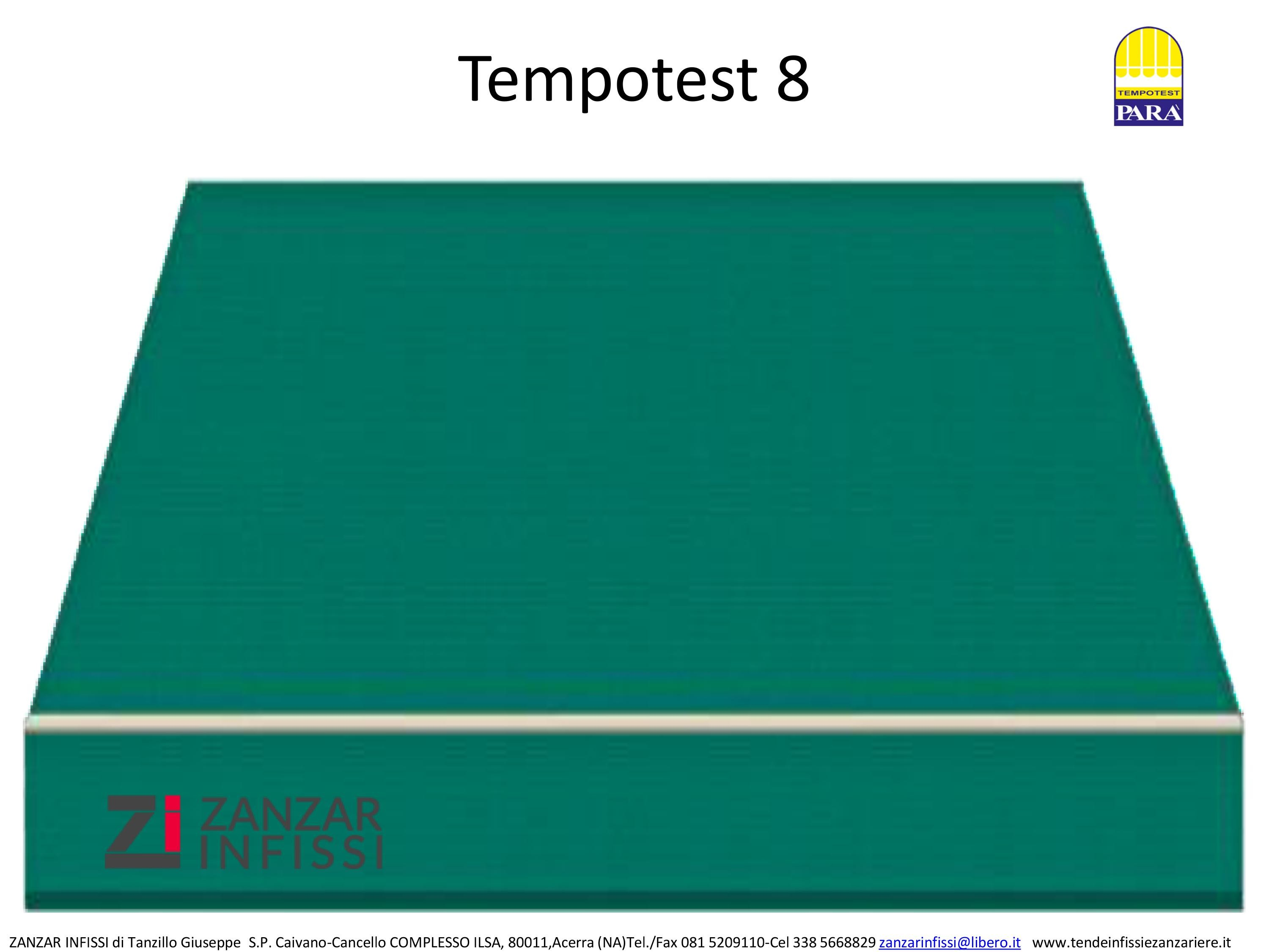 Tempotest 8