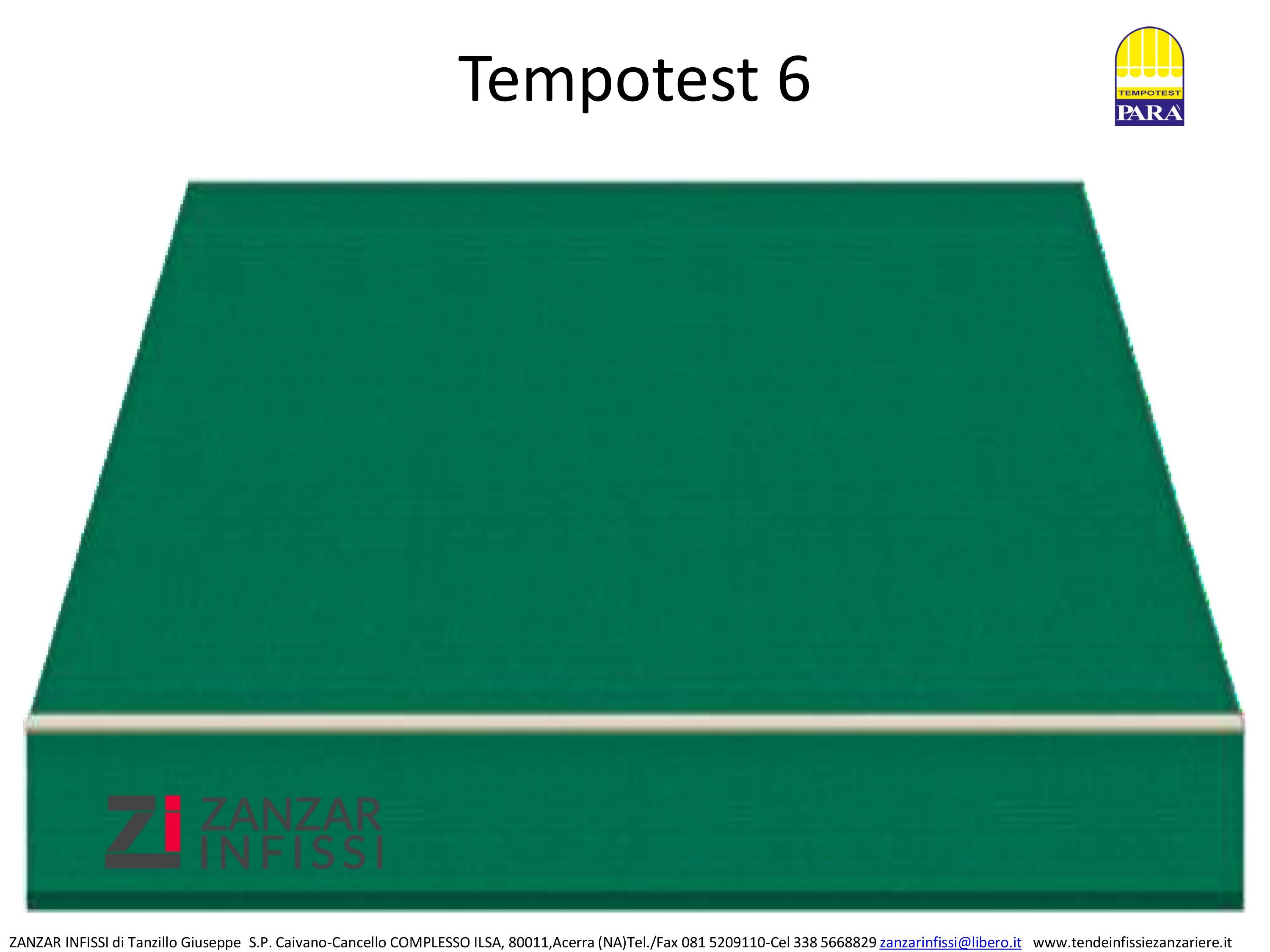 Tempotest 6