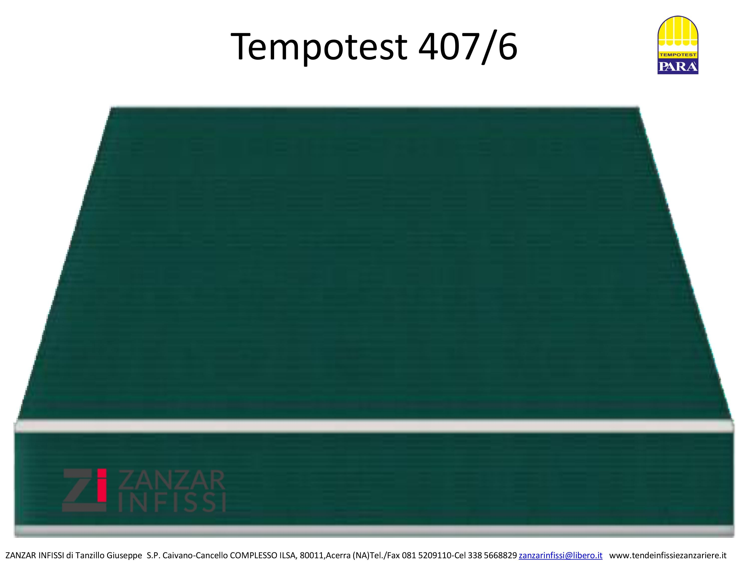 Tempotest 406/7