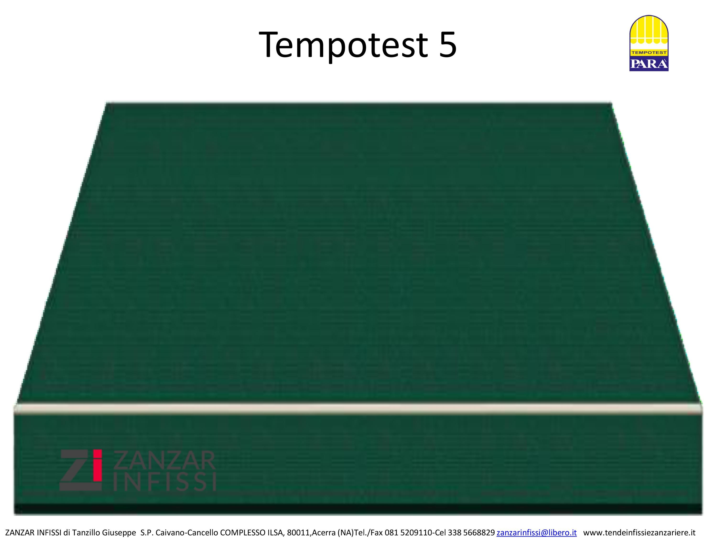 Tempotest 5
