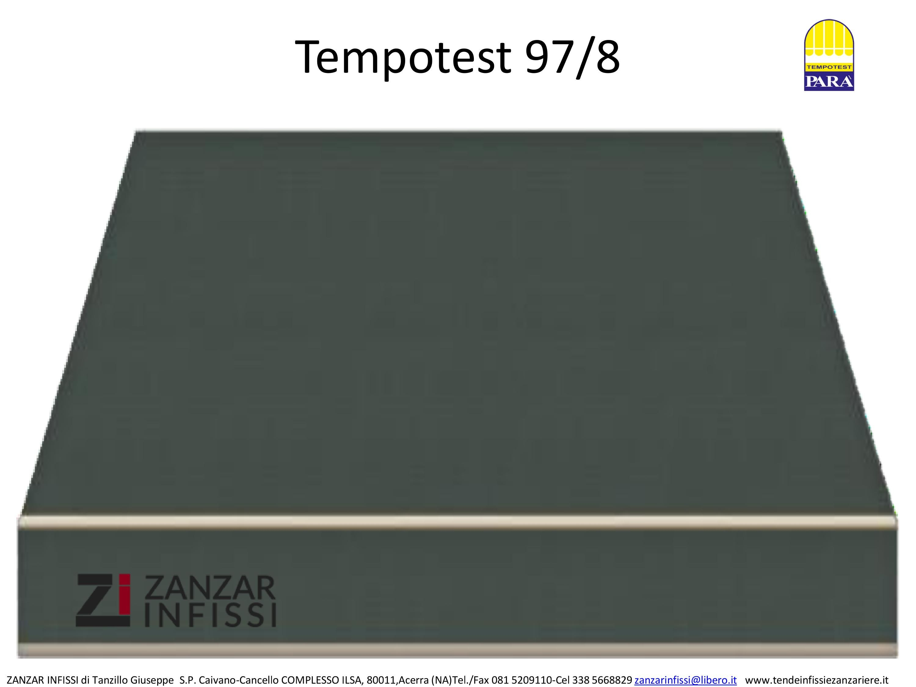 Tempotest 97/8