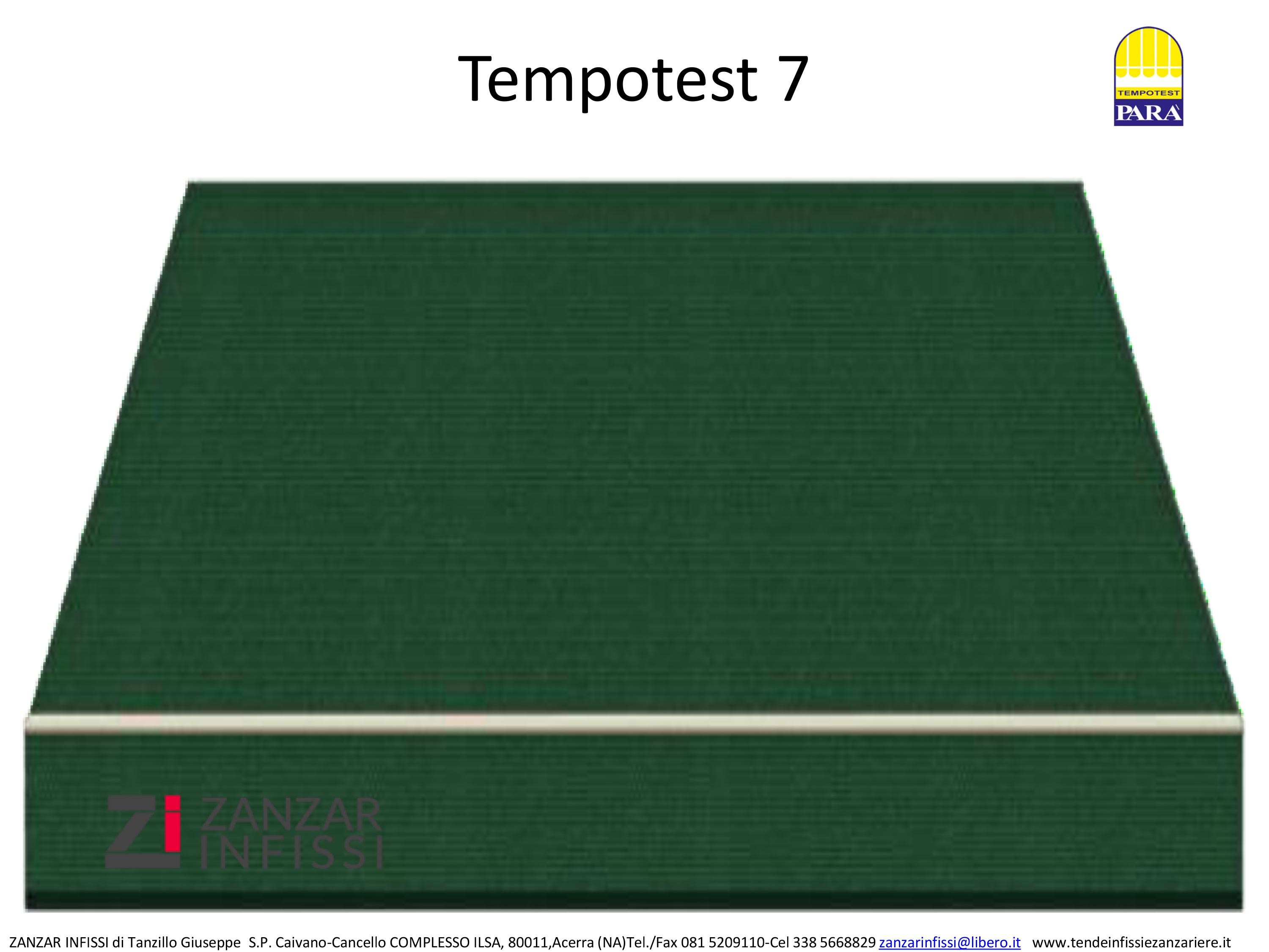 Tempotest 7
