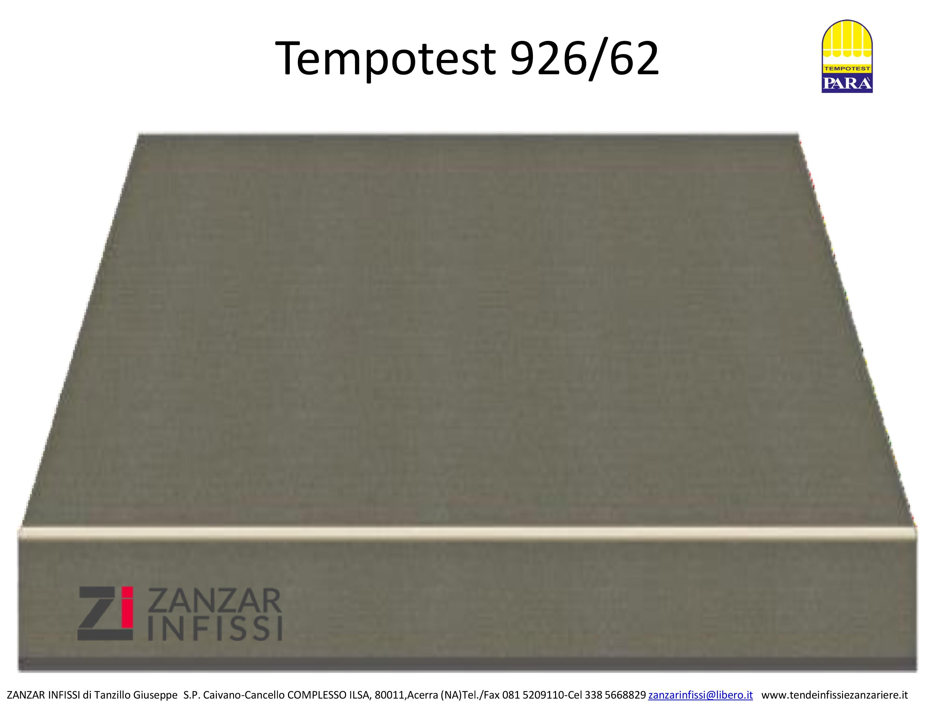 Tempotest 926/62