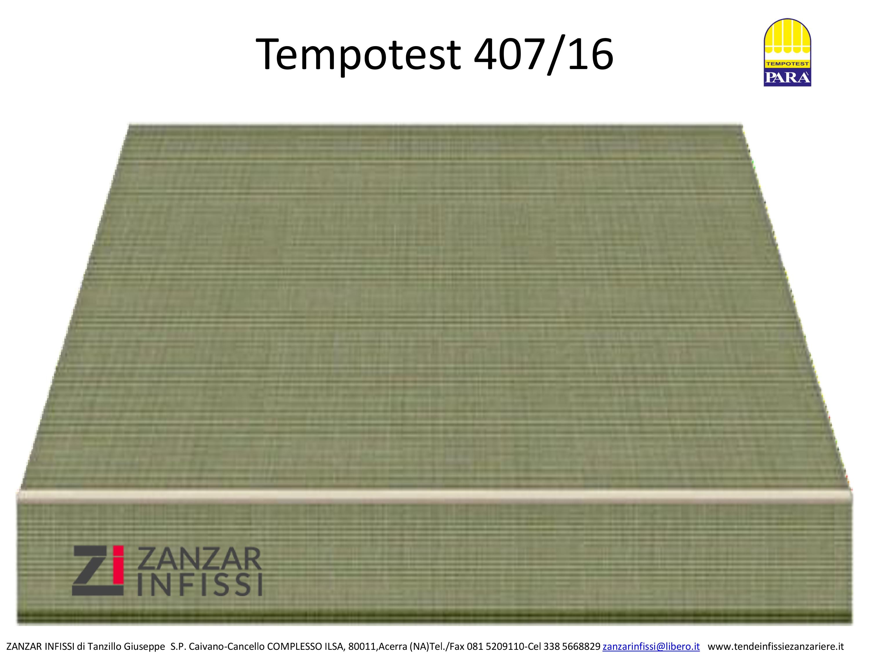 Tempotest 407/16