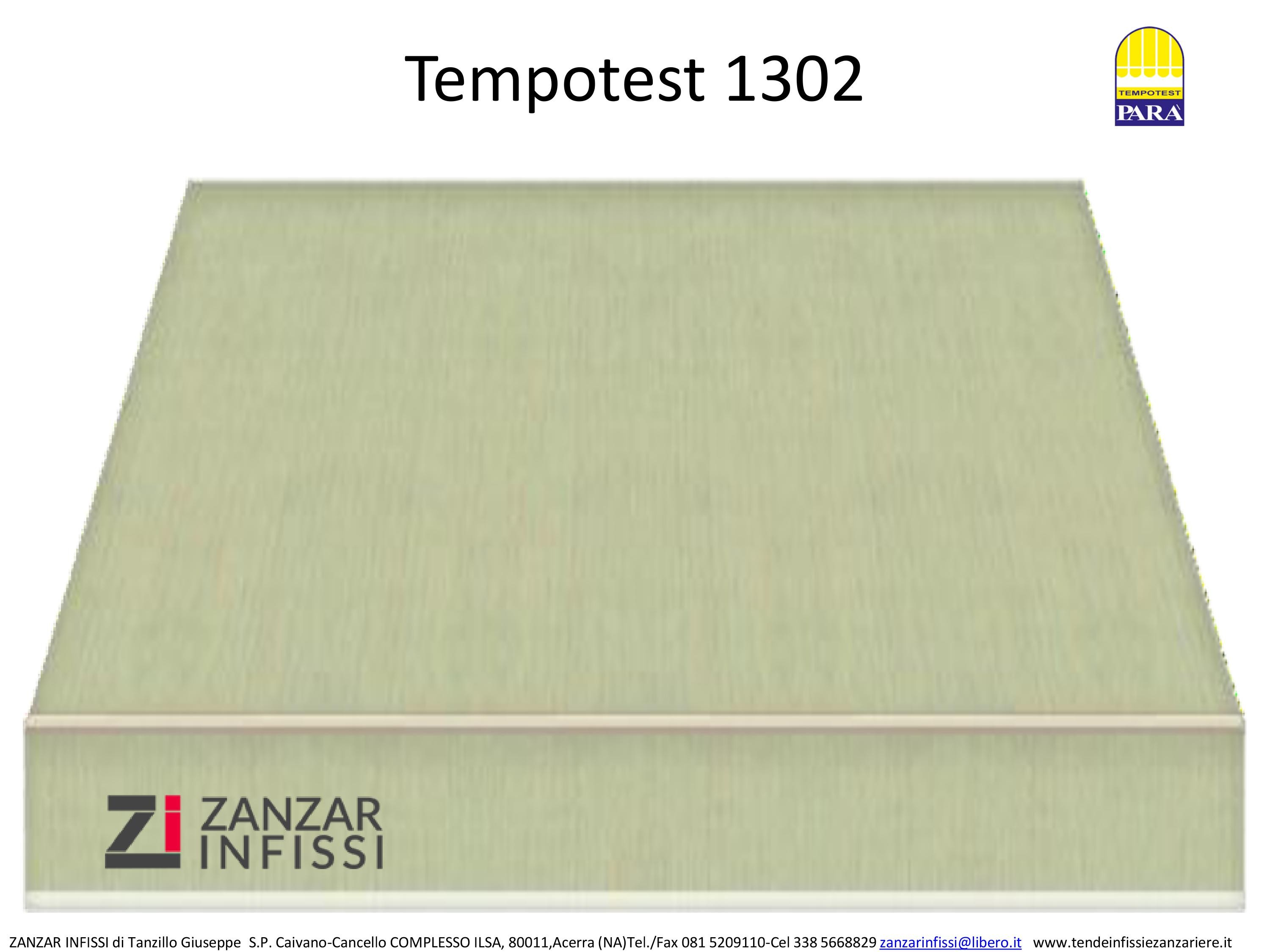 Tempotest 1302
