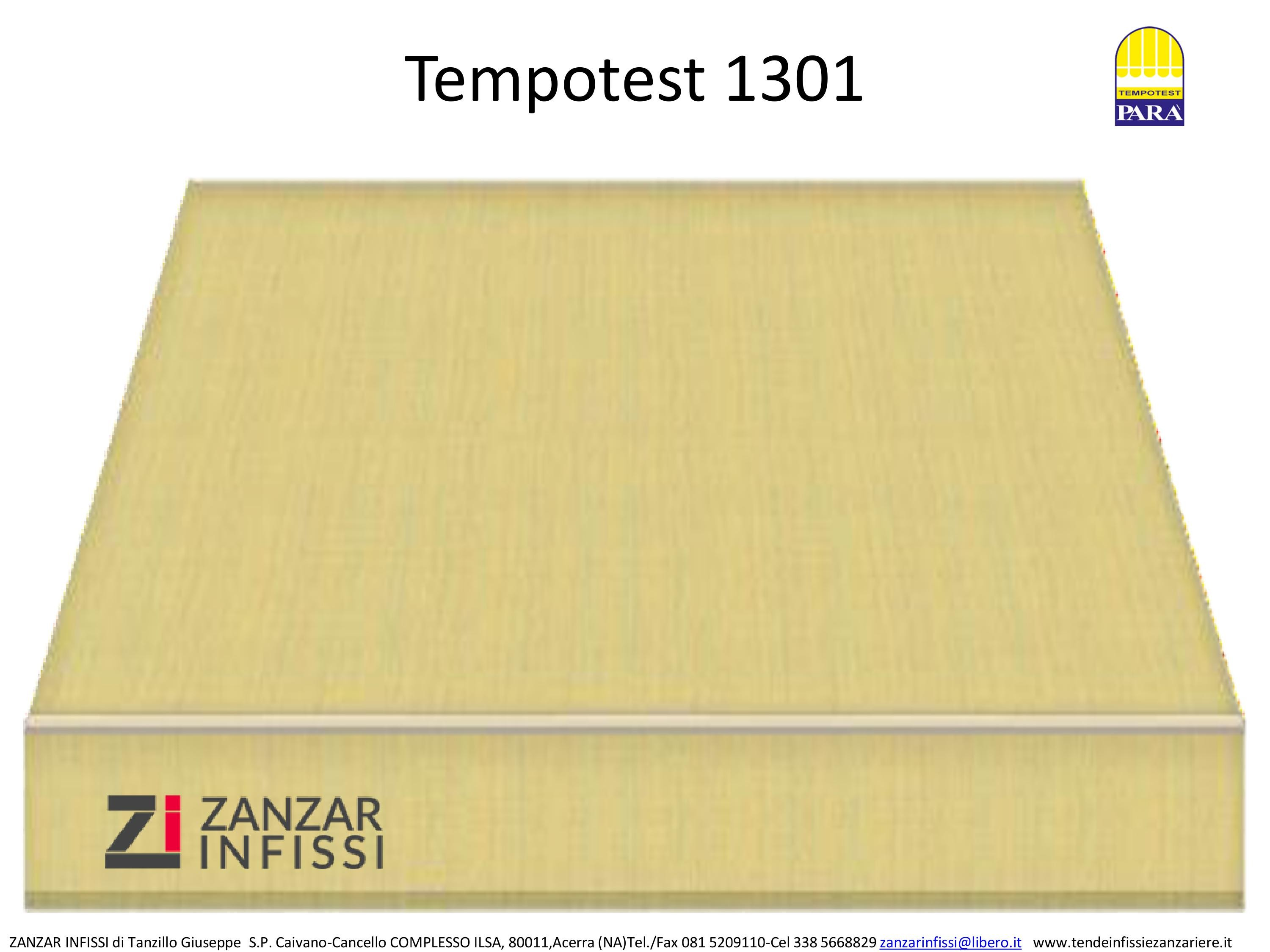 Tempotest 1301