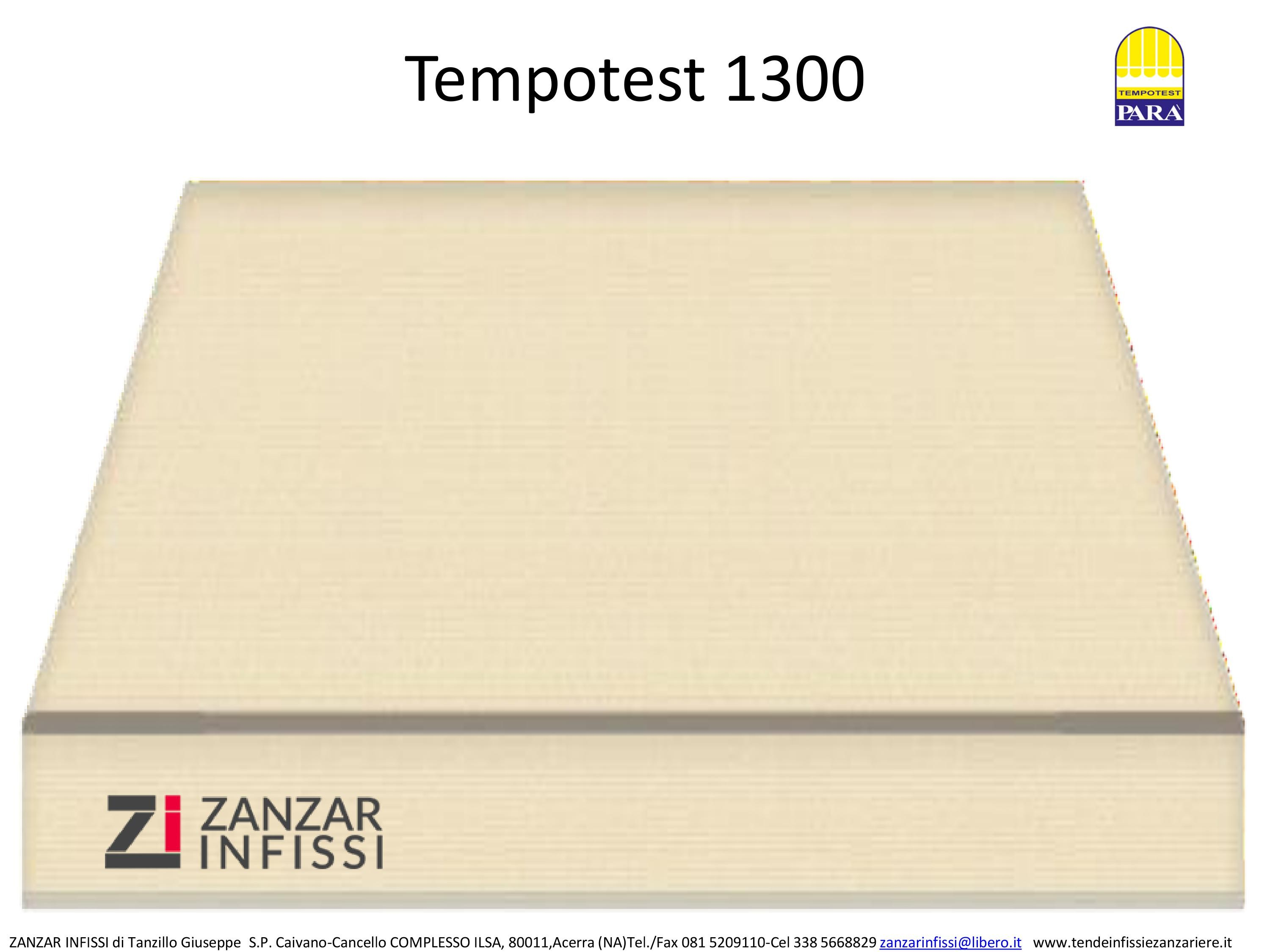 Tempotest 1300