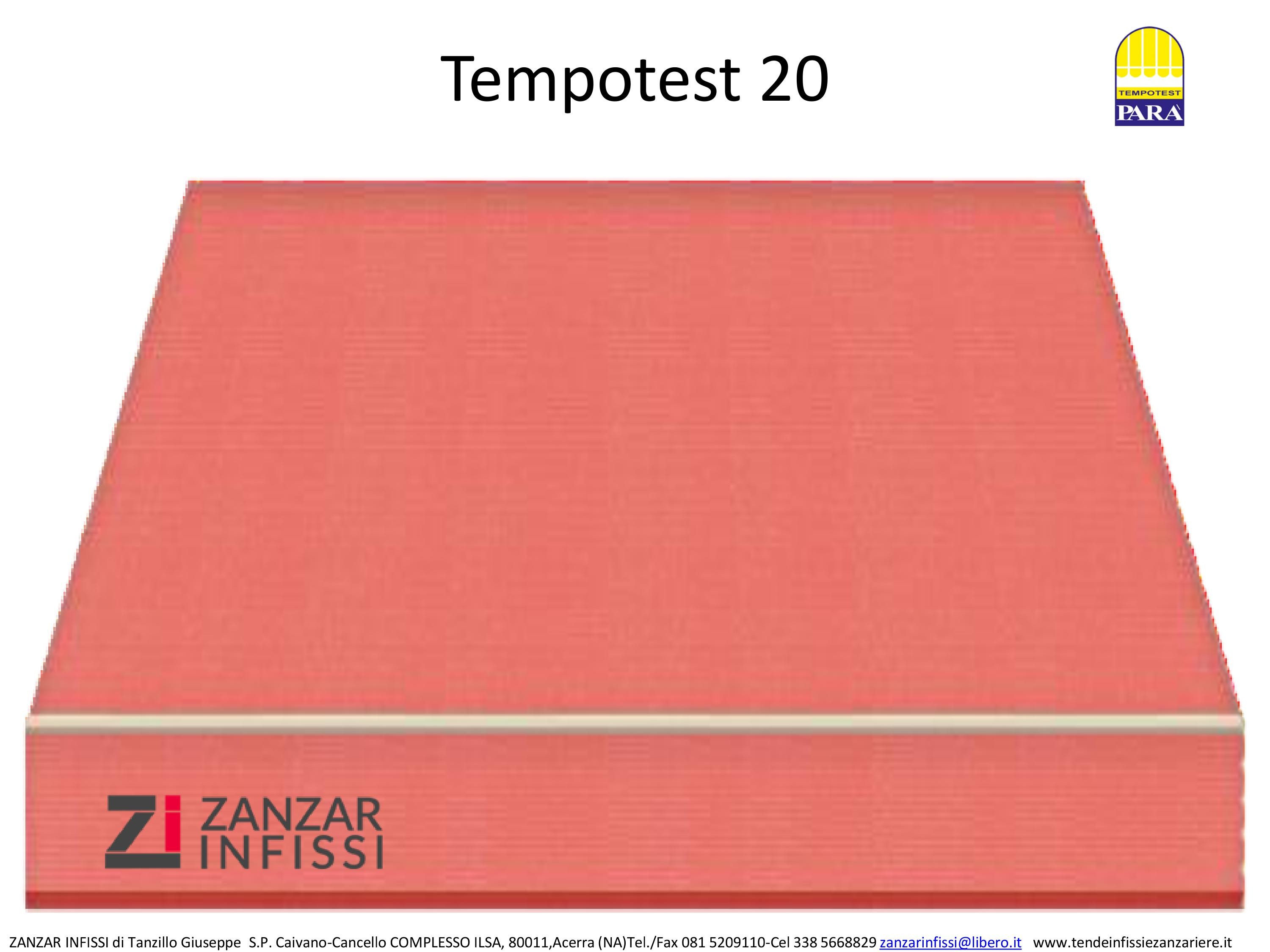 Tempotest 20