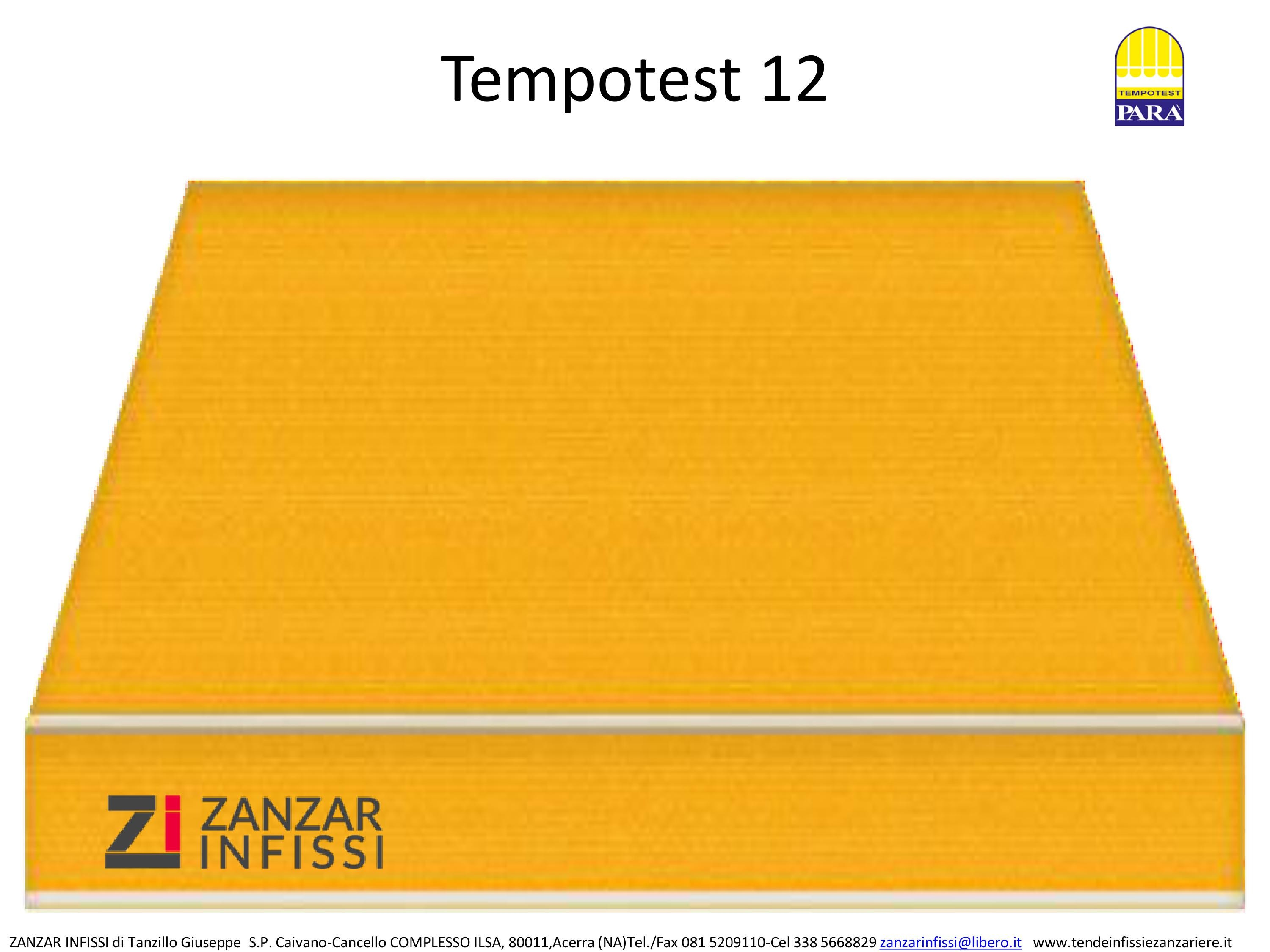 Tempotest 12