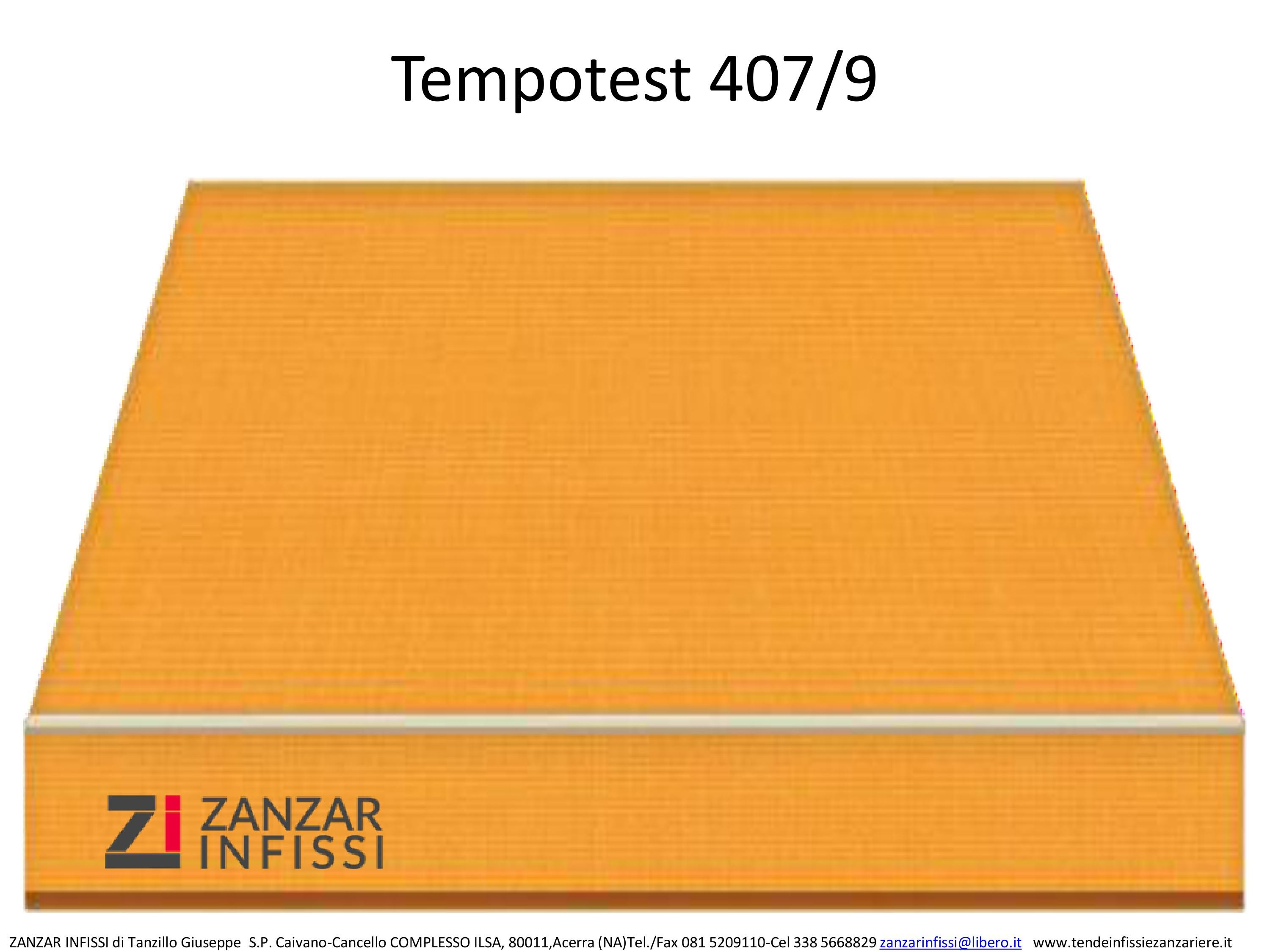Tempotest 407/9