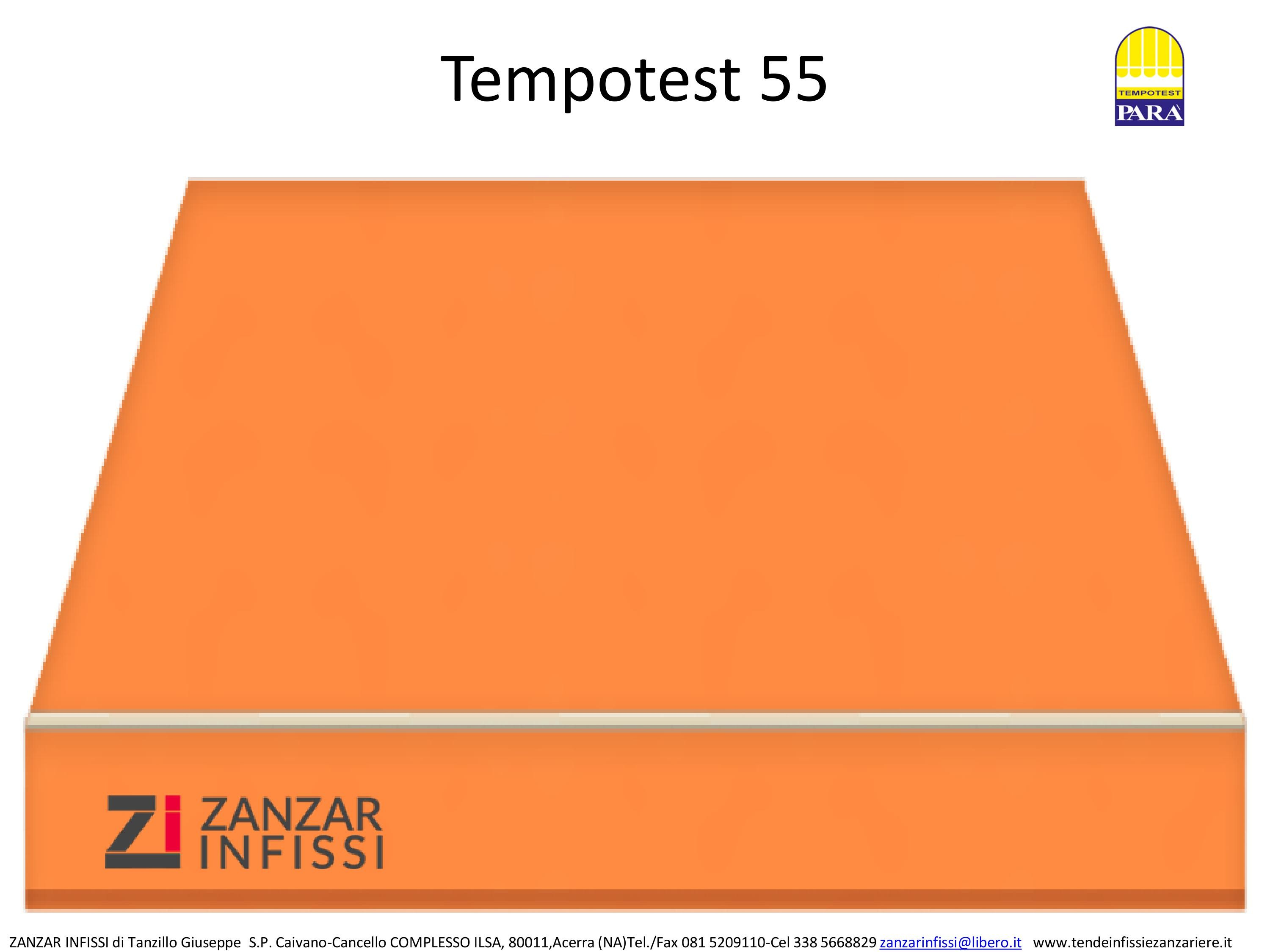Tempotest 55