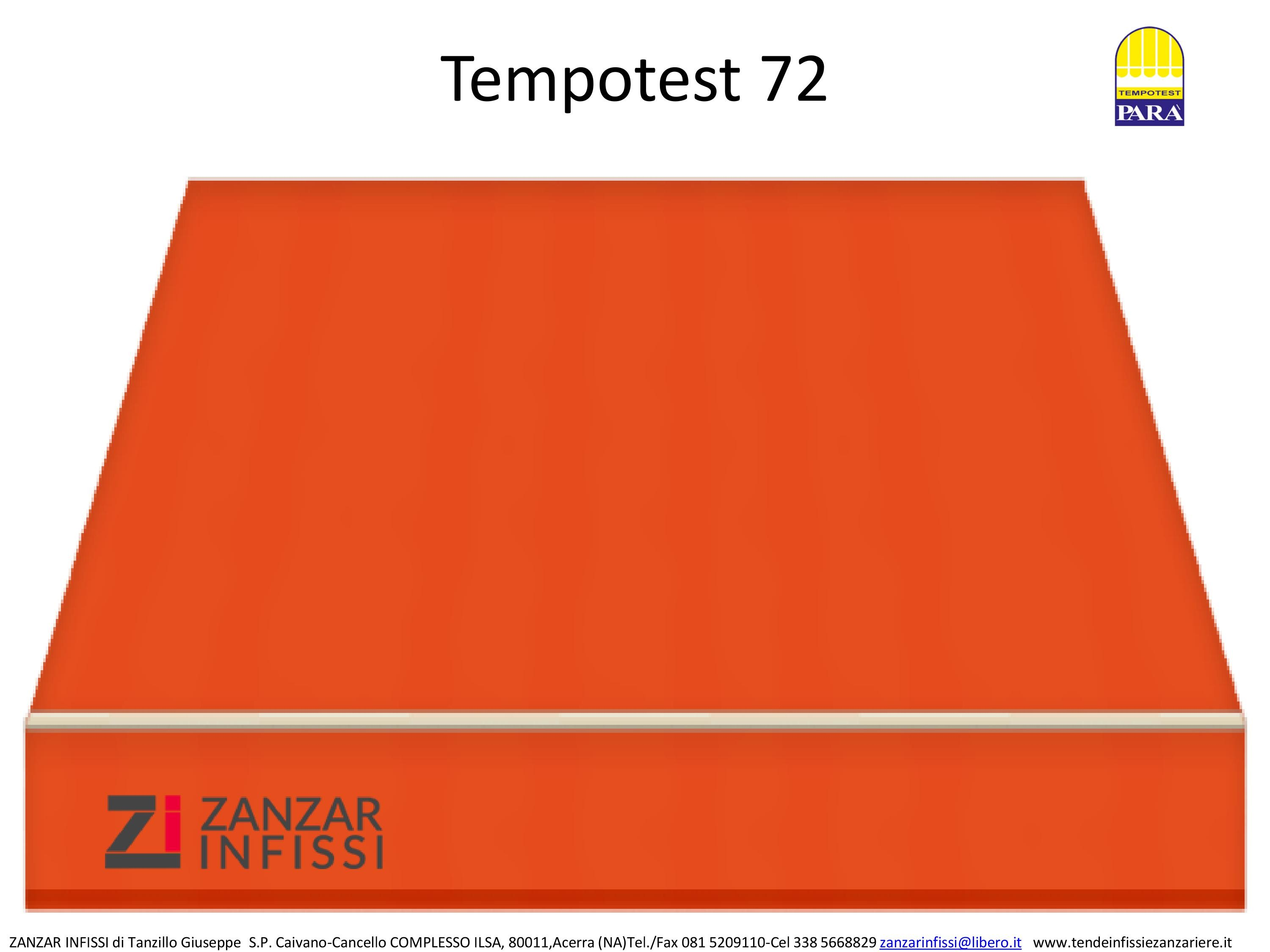 Tempotest 72