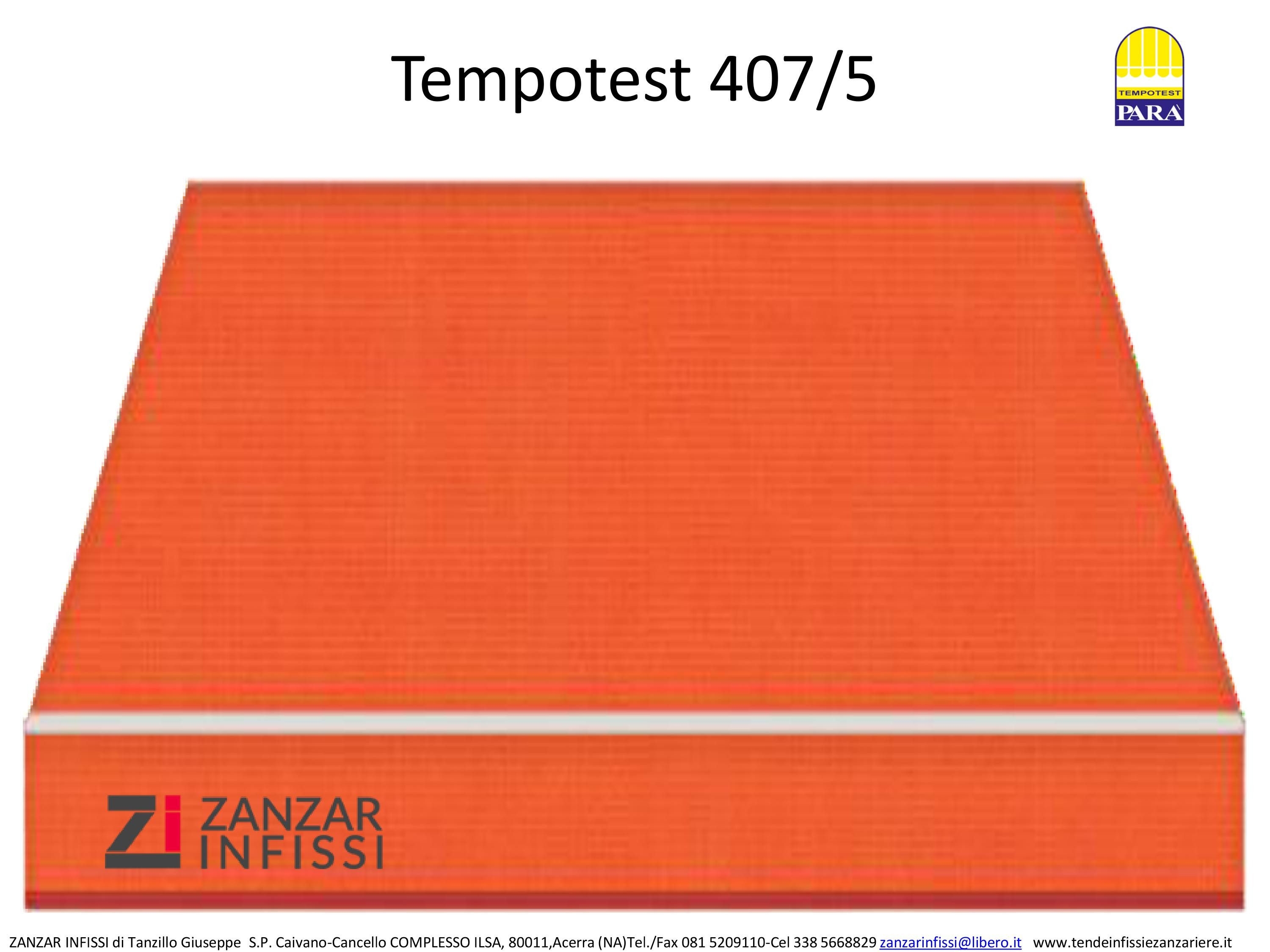 Tempotest 407/5