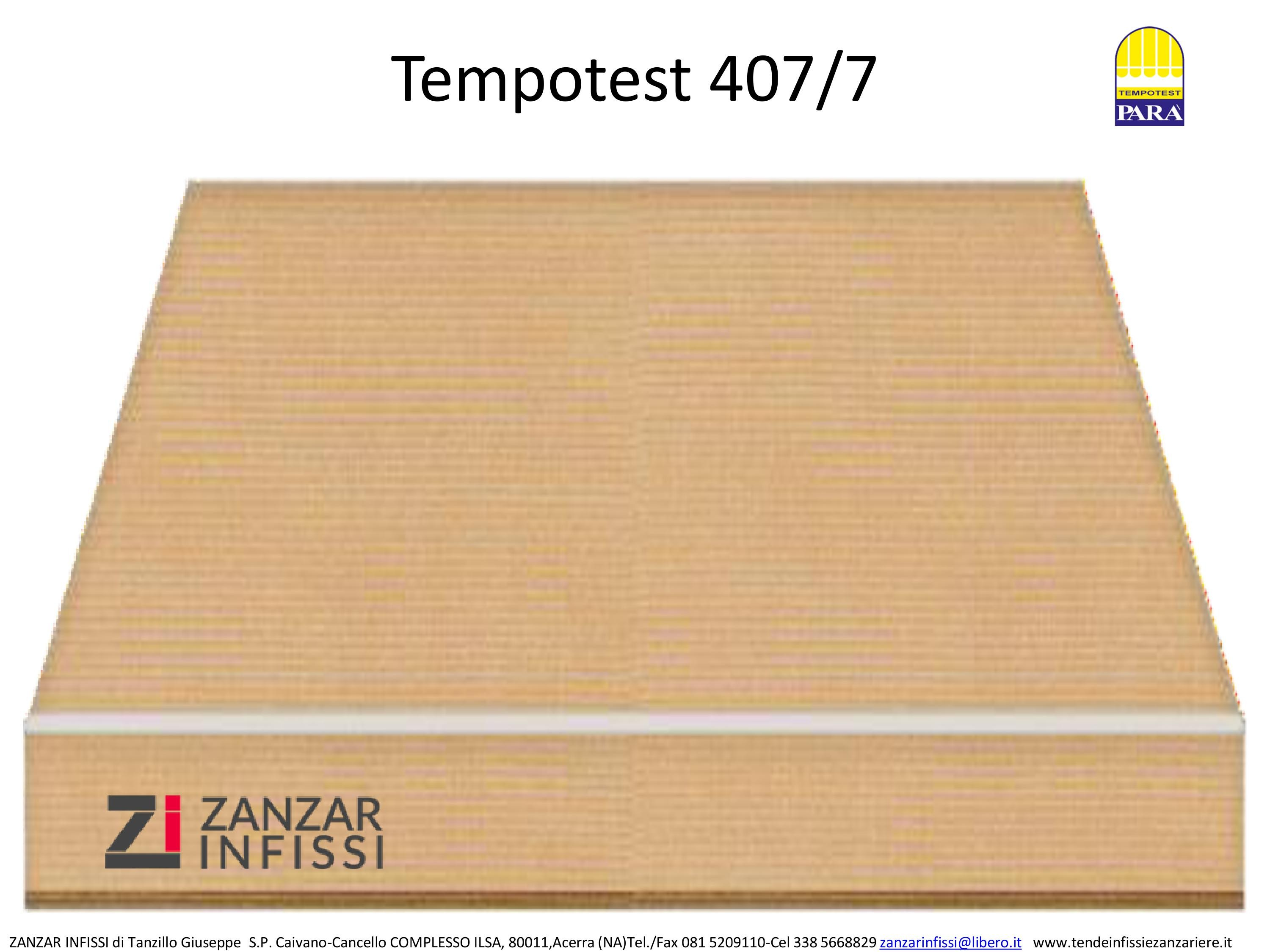 Tempotest 407/7