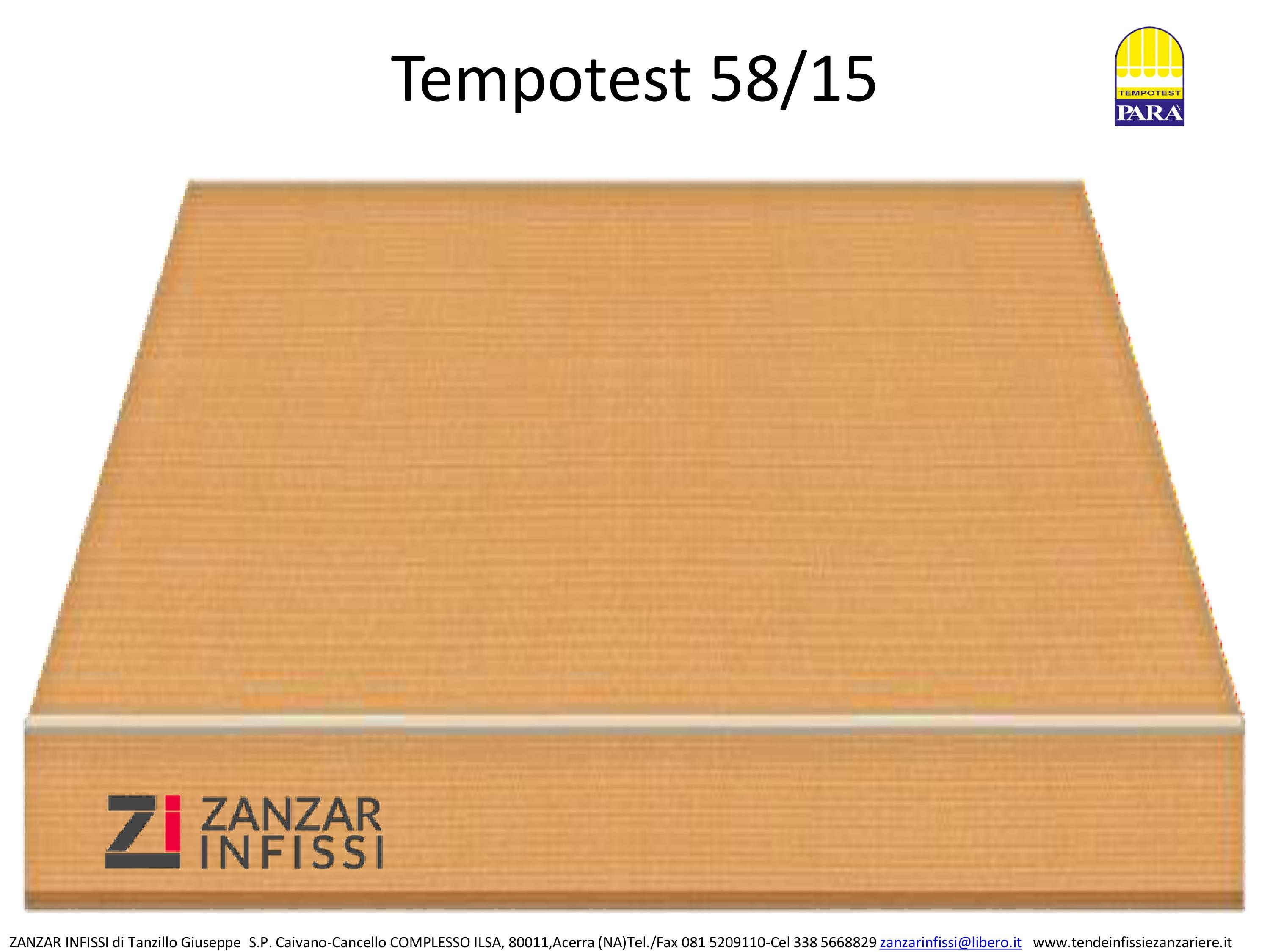 Tempotest 58/15