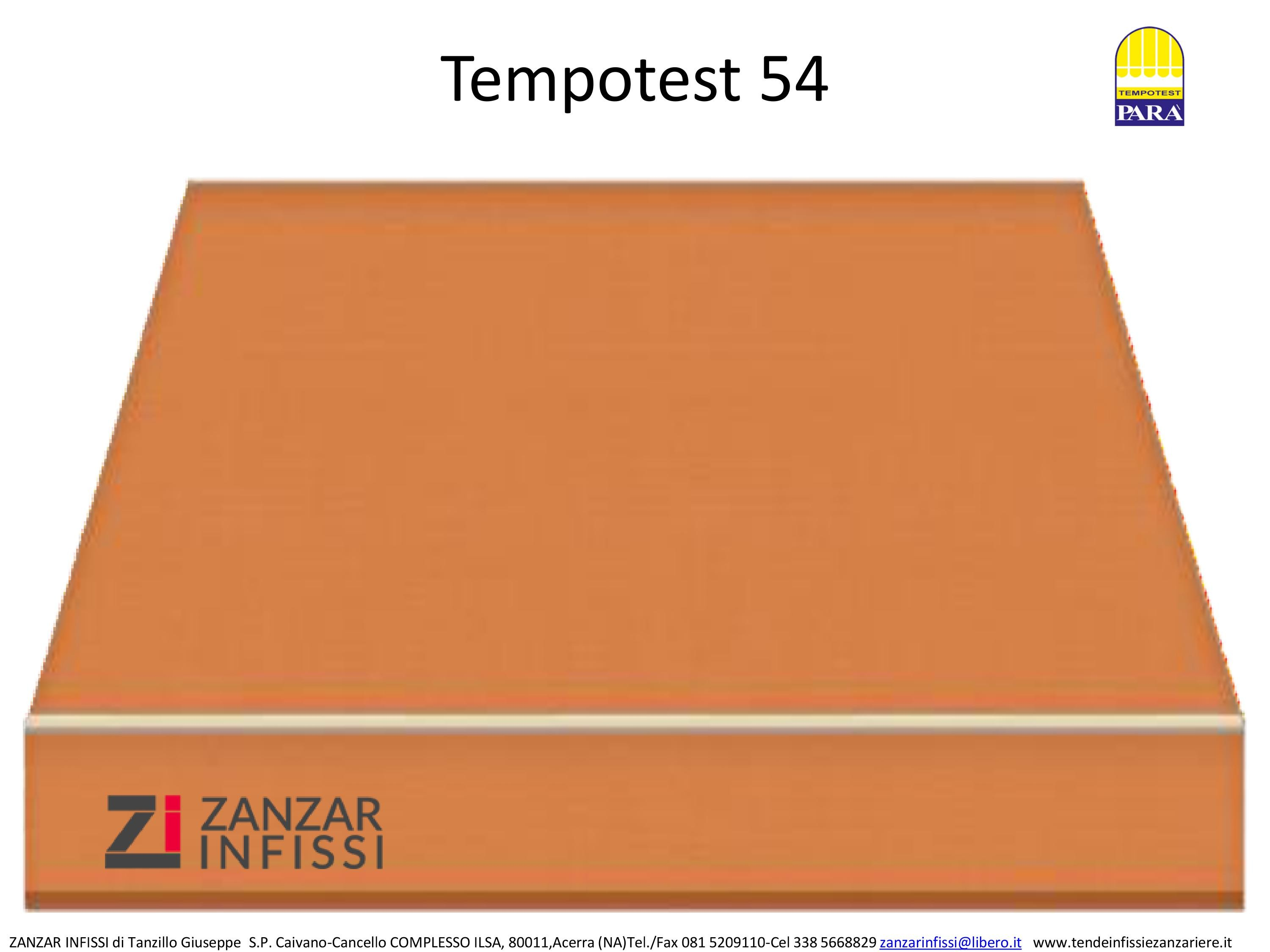 Tempotest 54