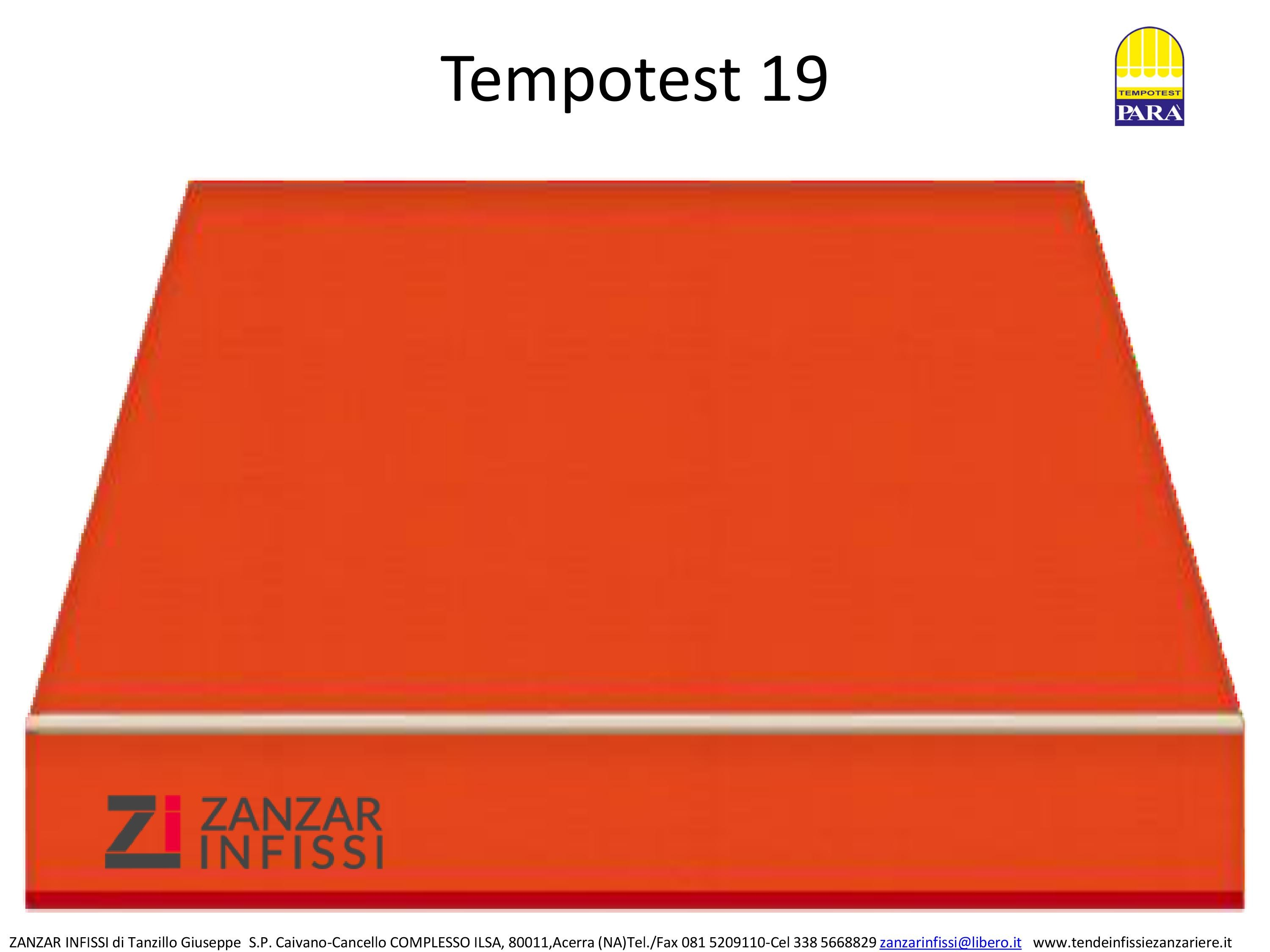 Tempotest 19