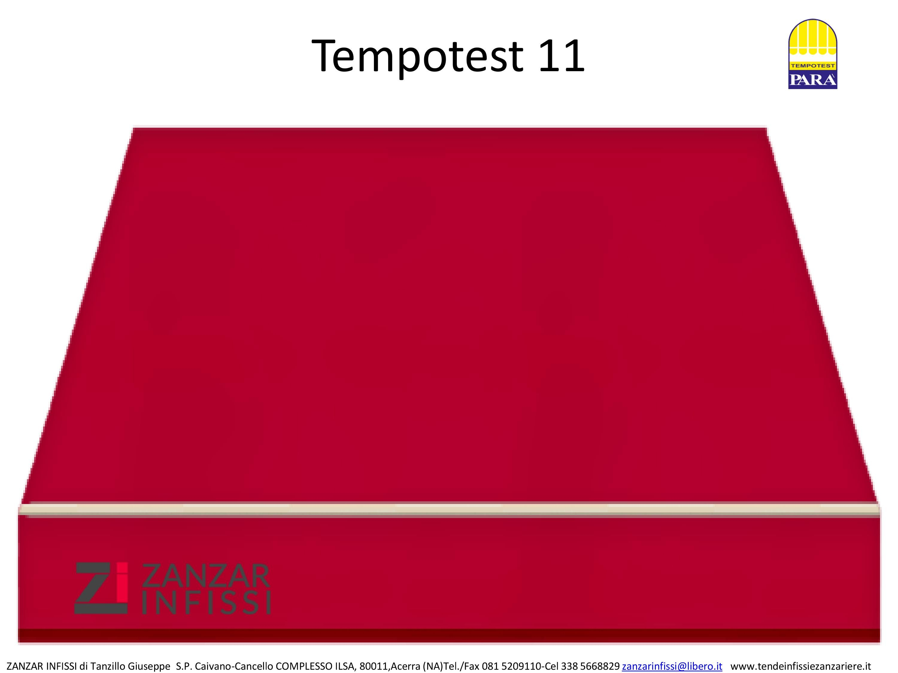 Tempotest 11