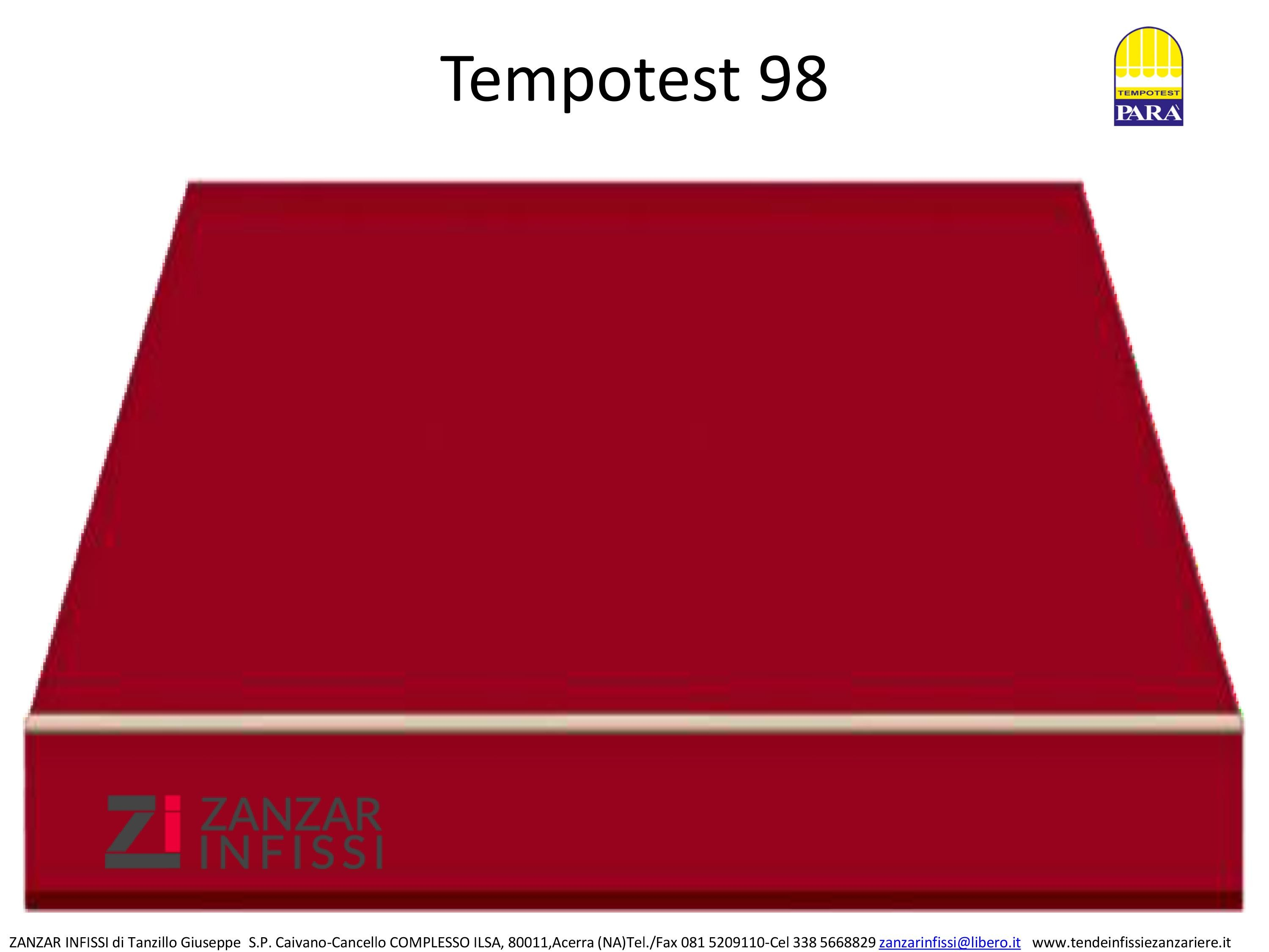 Tempotest 98