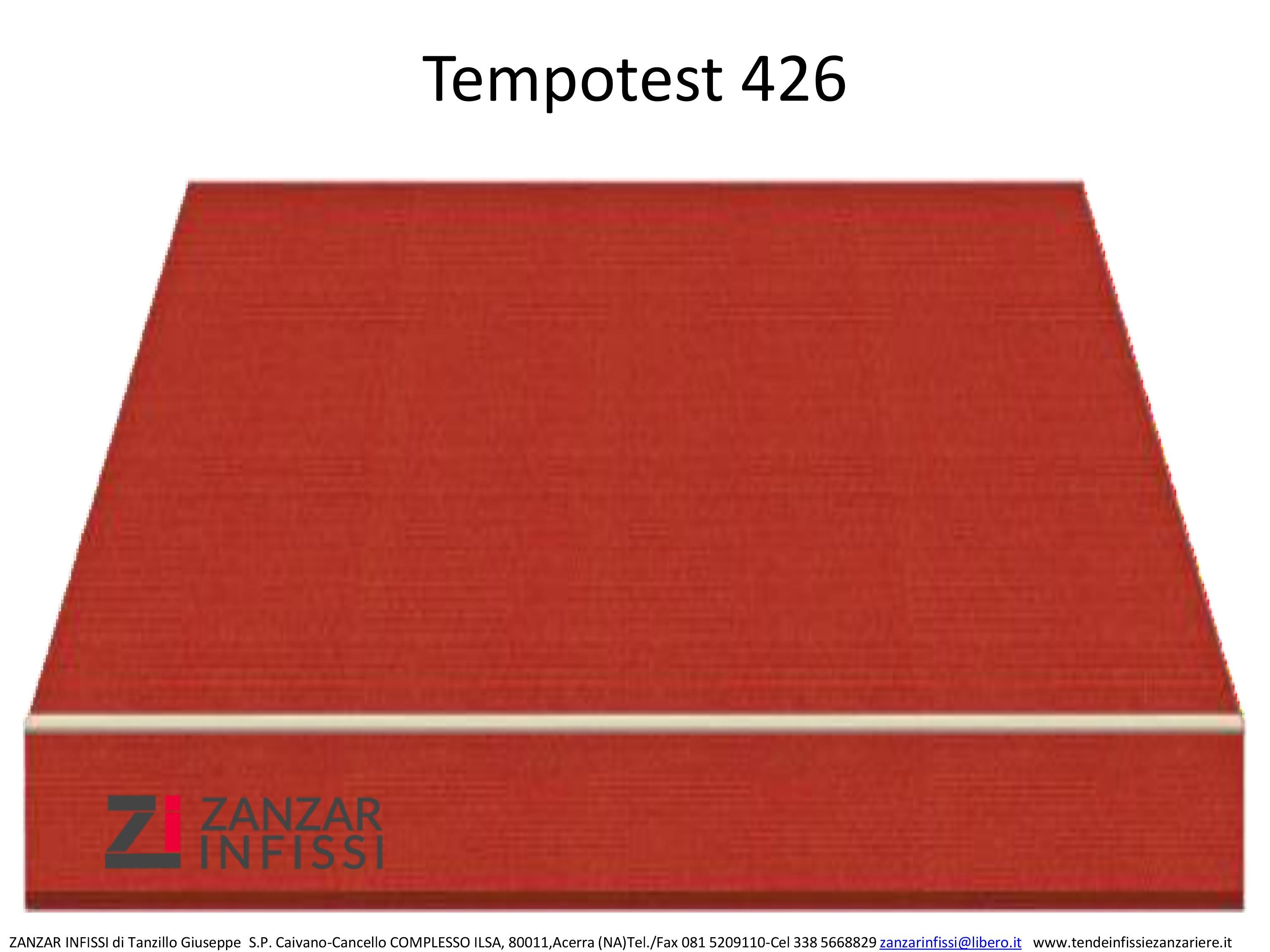 Tempotest 426